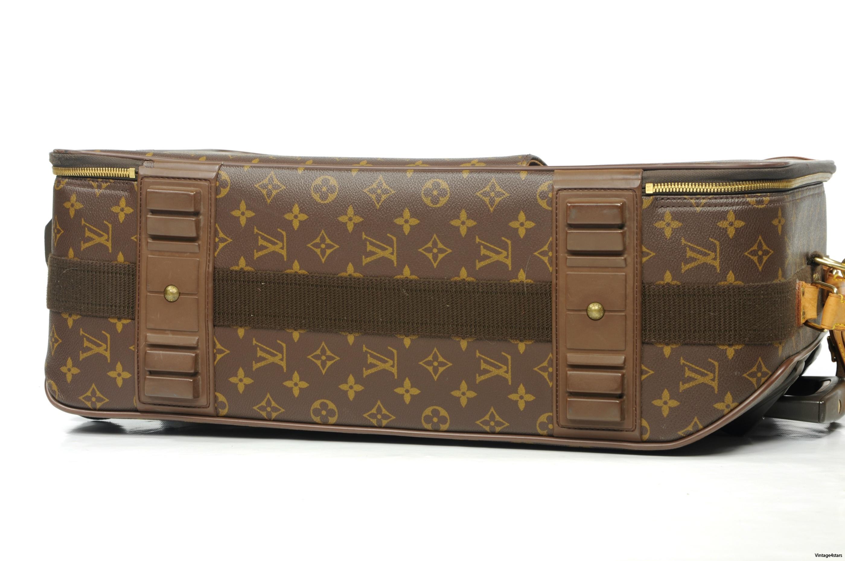 Louis Vuitton Pegase 55 Monogram 3
