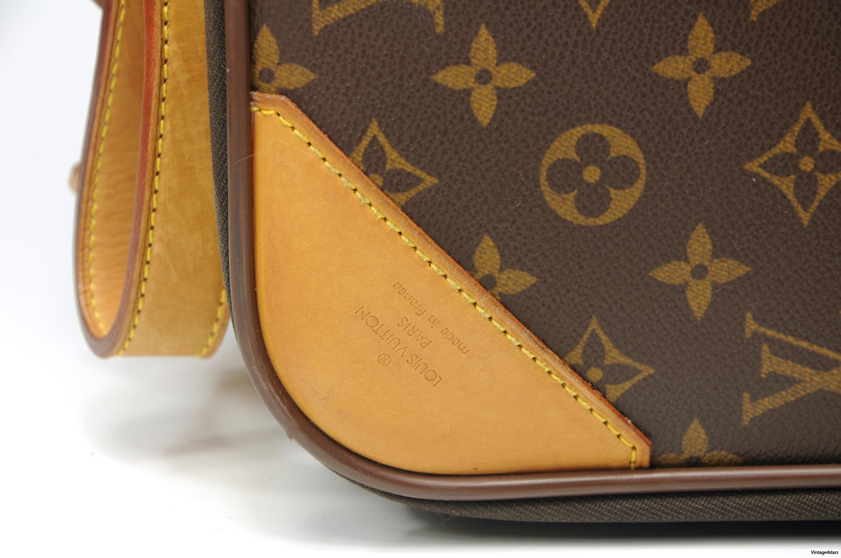 Louis Vuitton Pegase 55 Monogram 5