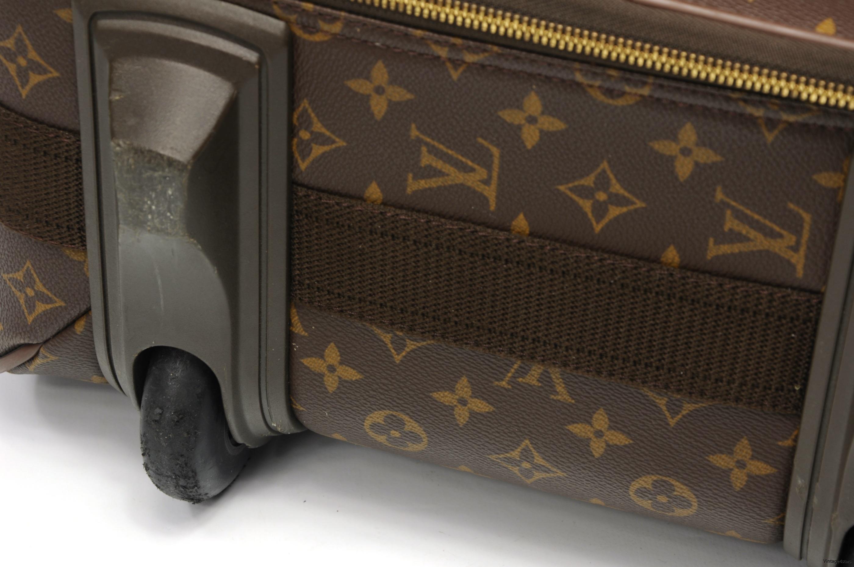 Louis Vuitton Pegase 55 Monogram 9