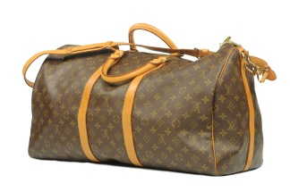 Louis Vuitton Keepall 55 Bandoulière - Louis Vuitton Keepall 55 Bandoulière