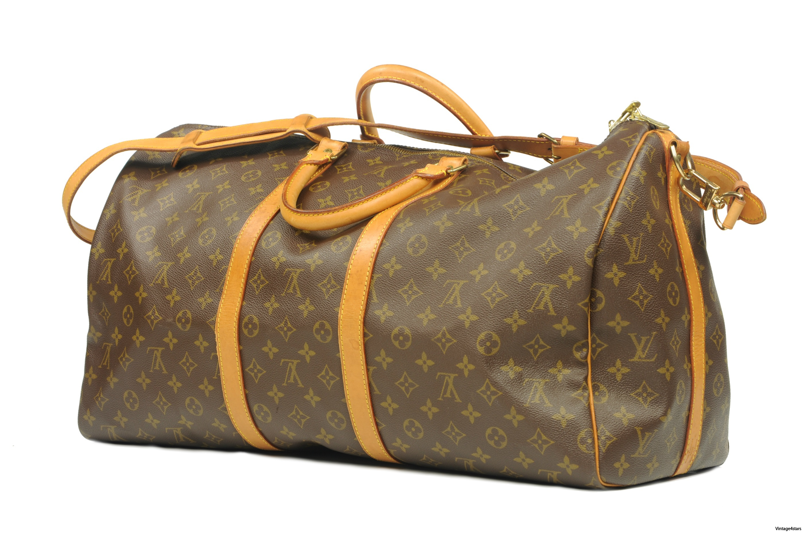 Louis Vuitton Keepall 55 Monogram 1