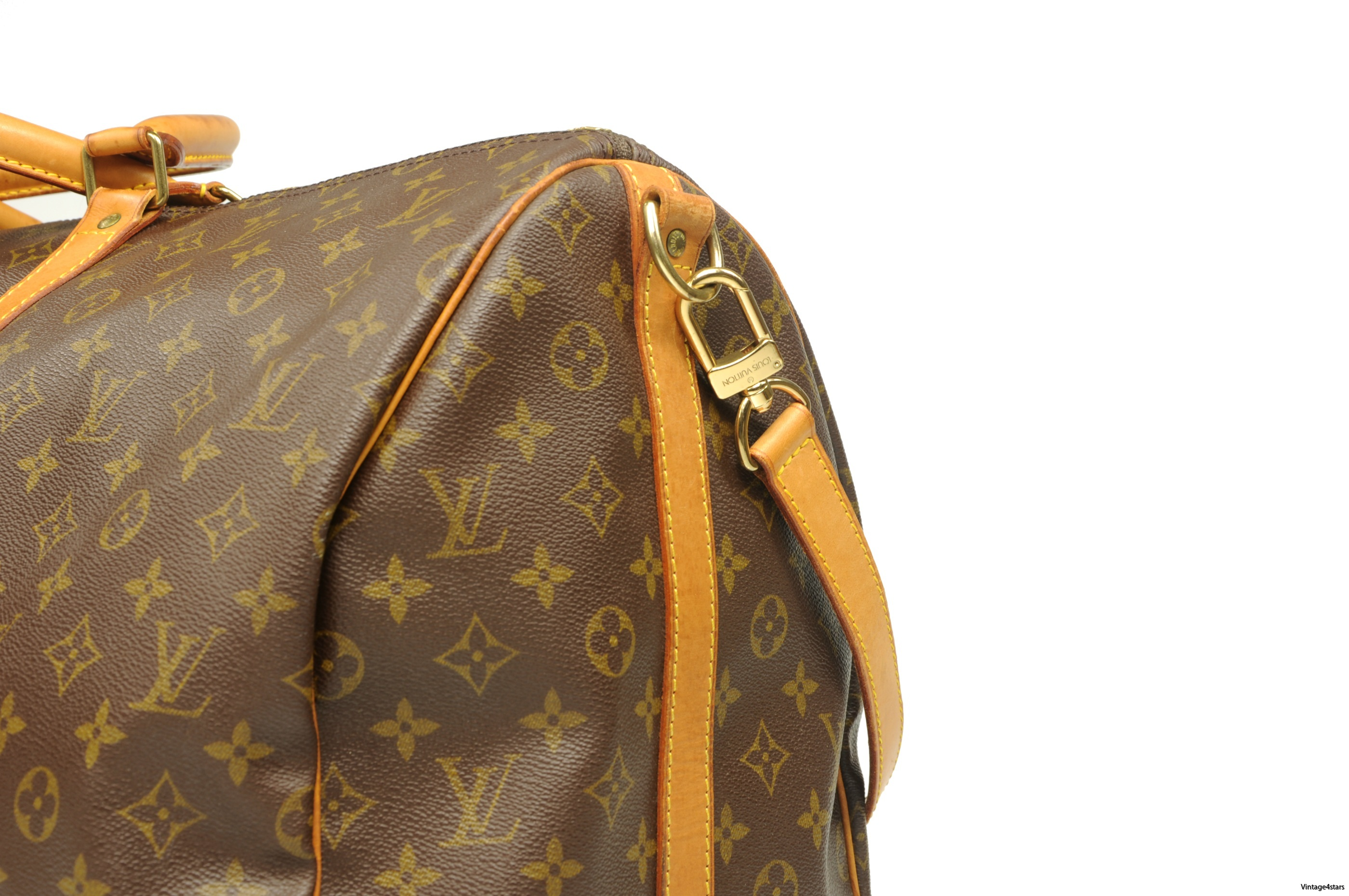 Louis Vuitton Keepall 55 Monogram 4