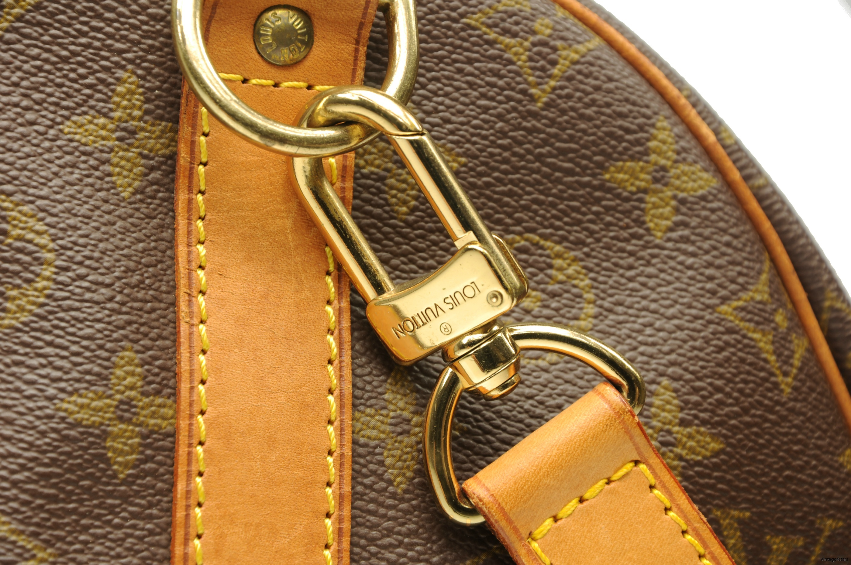 Louis Vuitton Keepall 55 Monogram 5