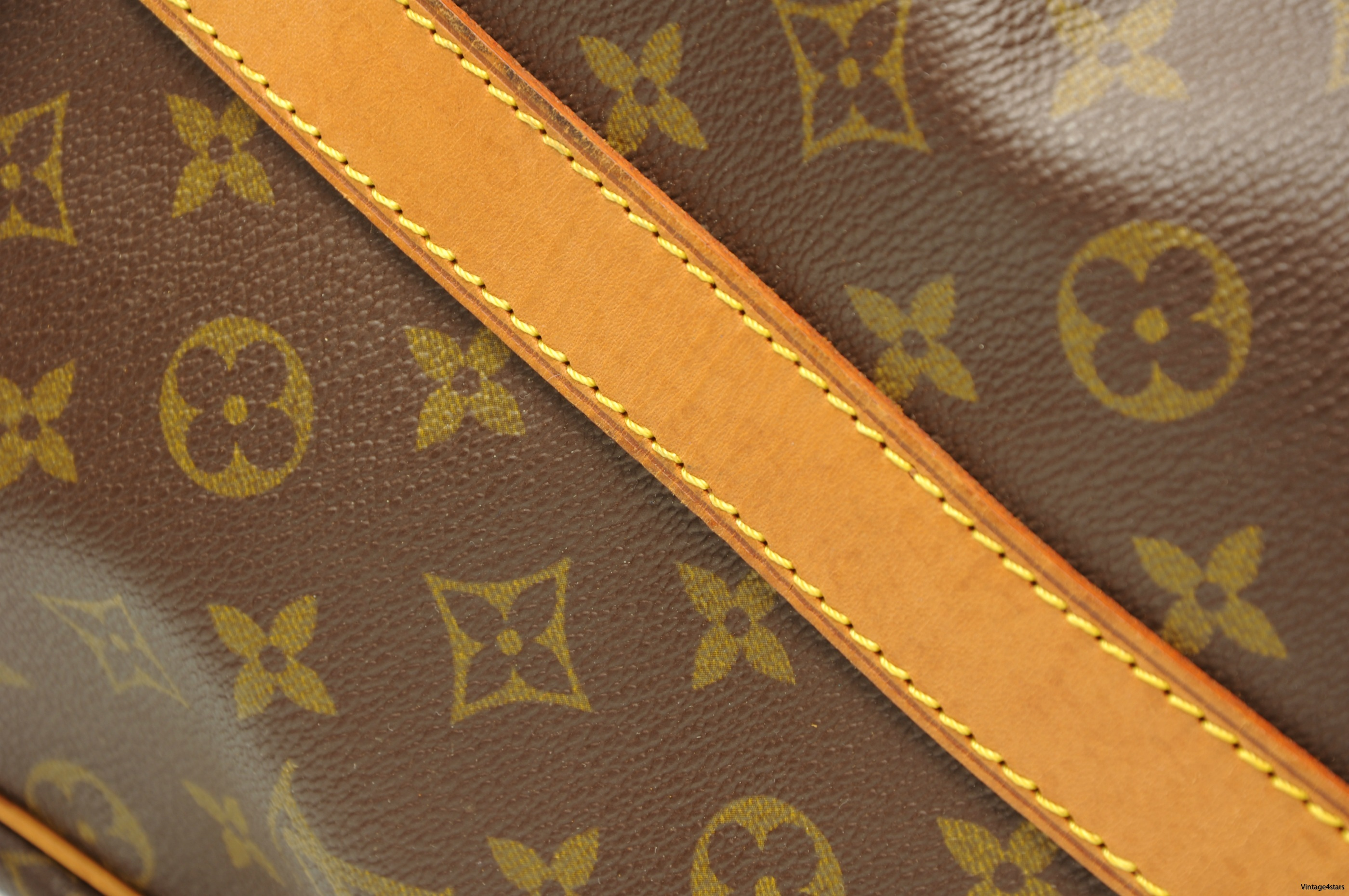 Louis Vuitton Keepall 55 Monogram 6