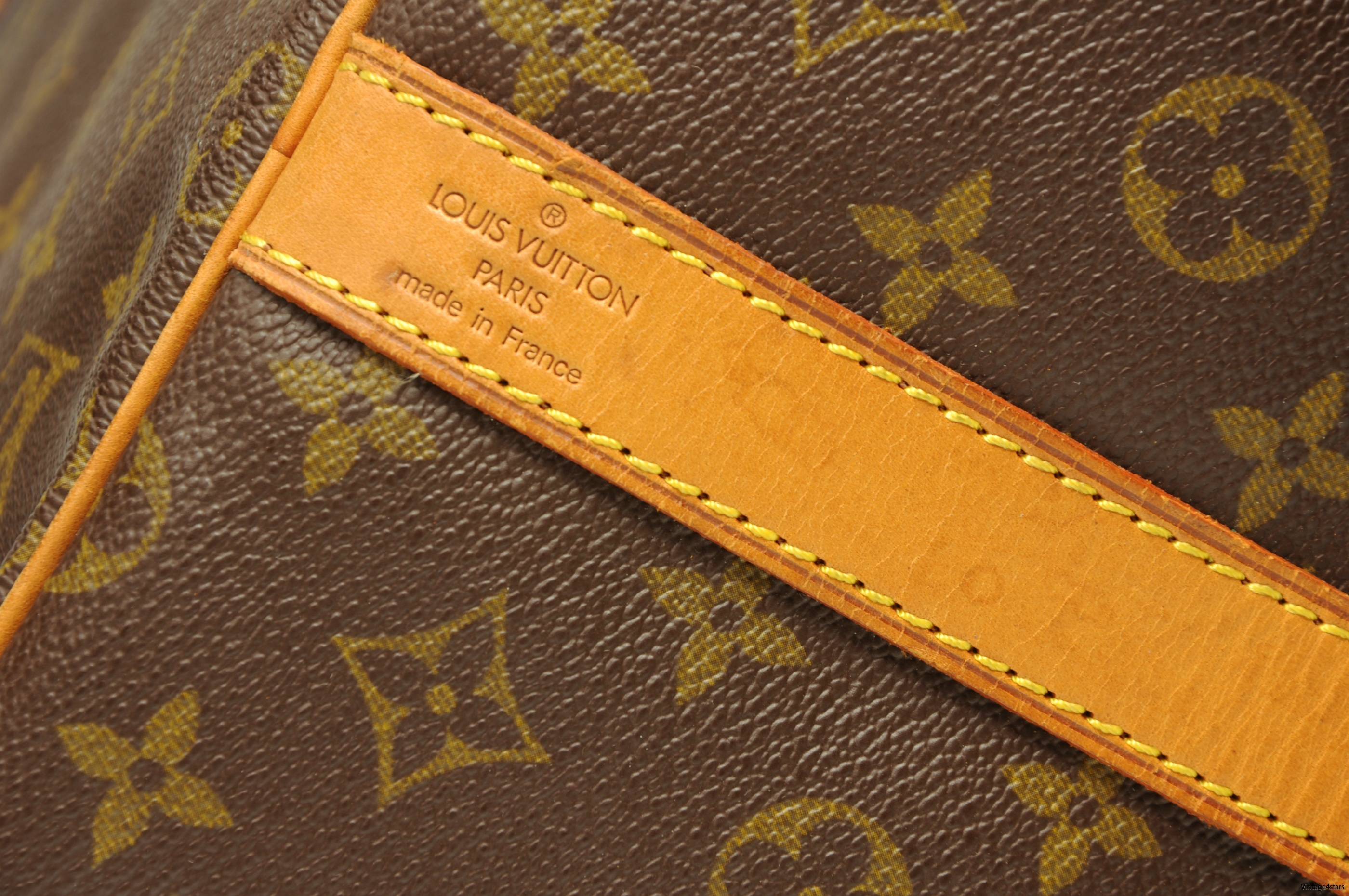 Louis Vuitton Keepall 55 Monogram 7