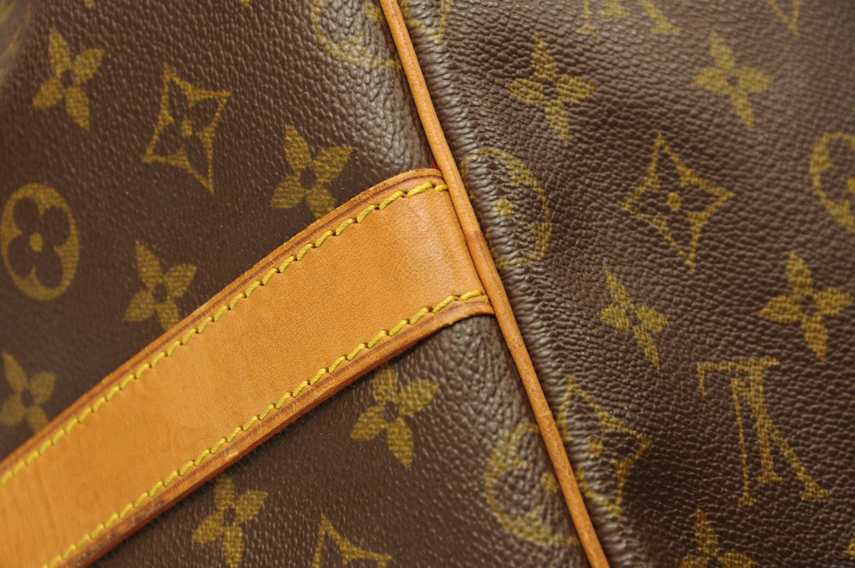 Louis Vuitton Keepall 55 Monogram 9