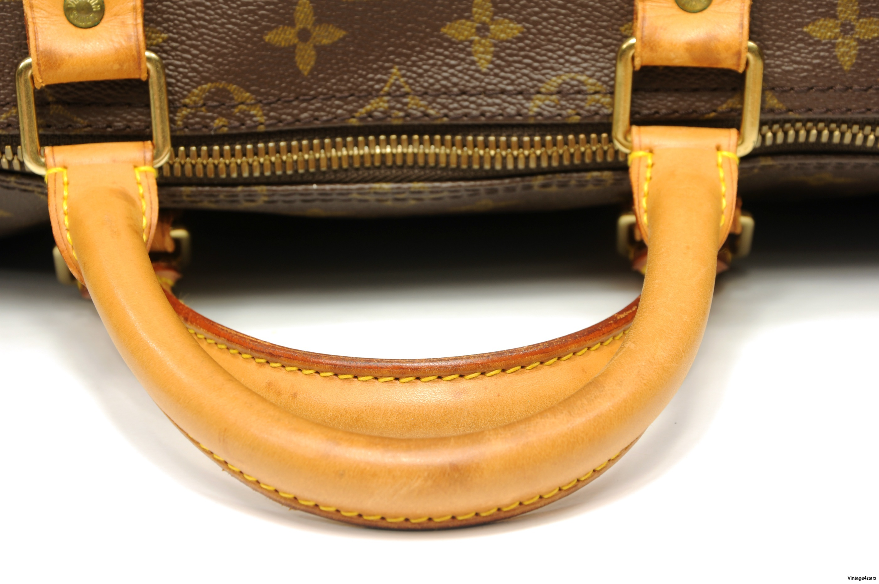 Louis Vuitton Keepall 55 Monogram 10