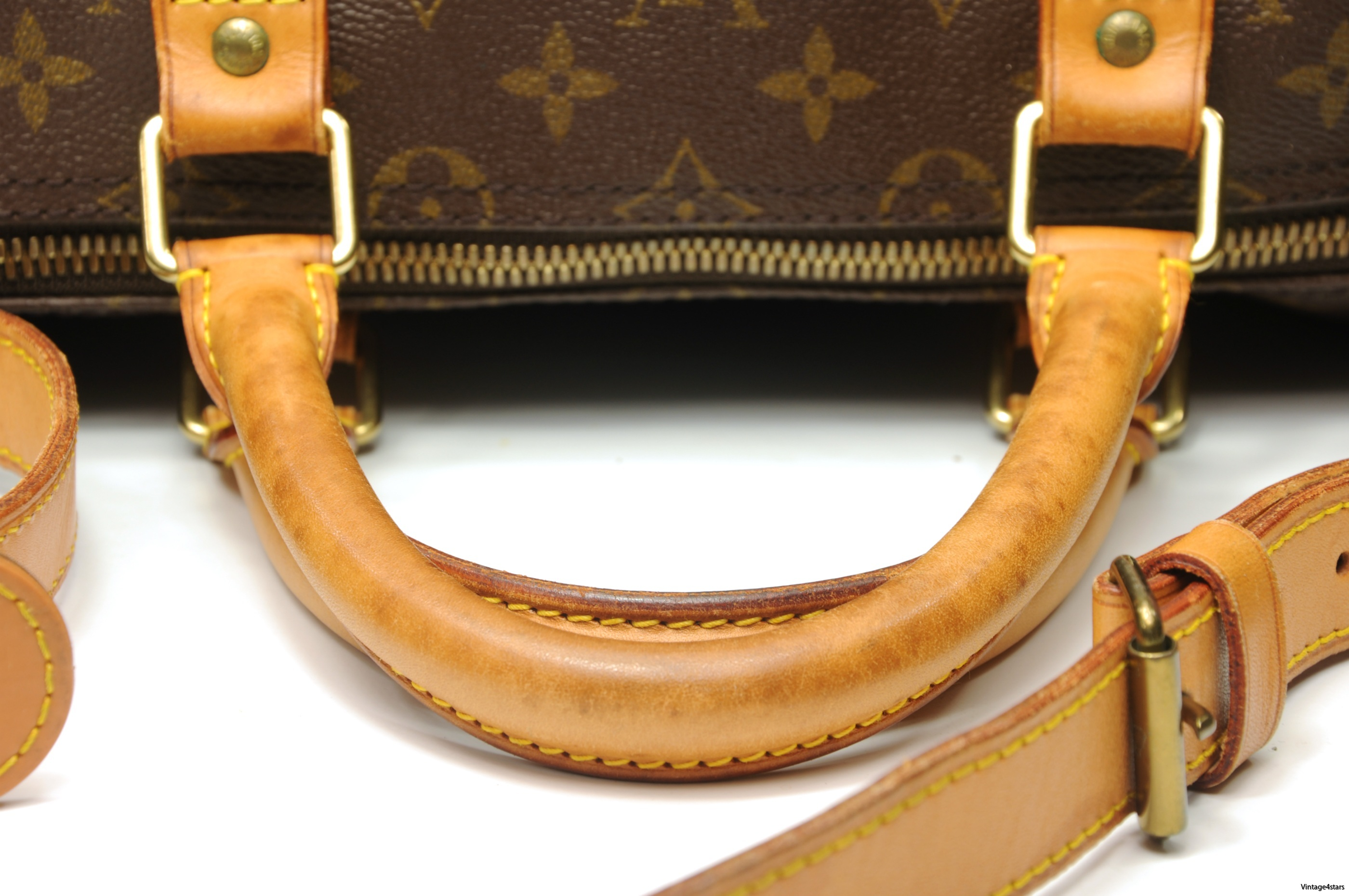 Louis Vuitton Keepall 55 Monogram 11