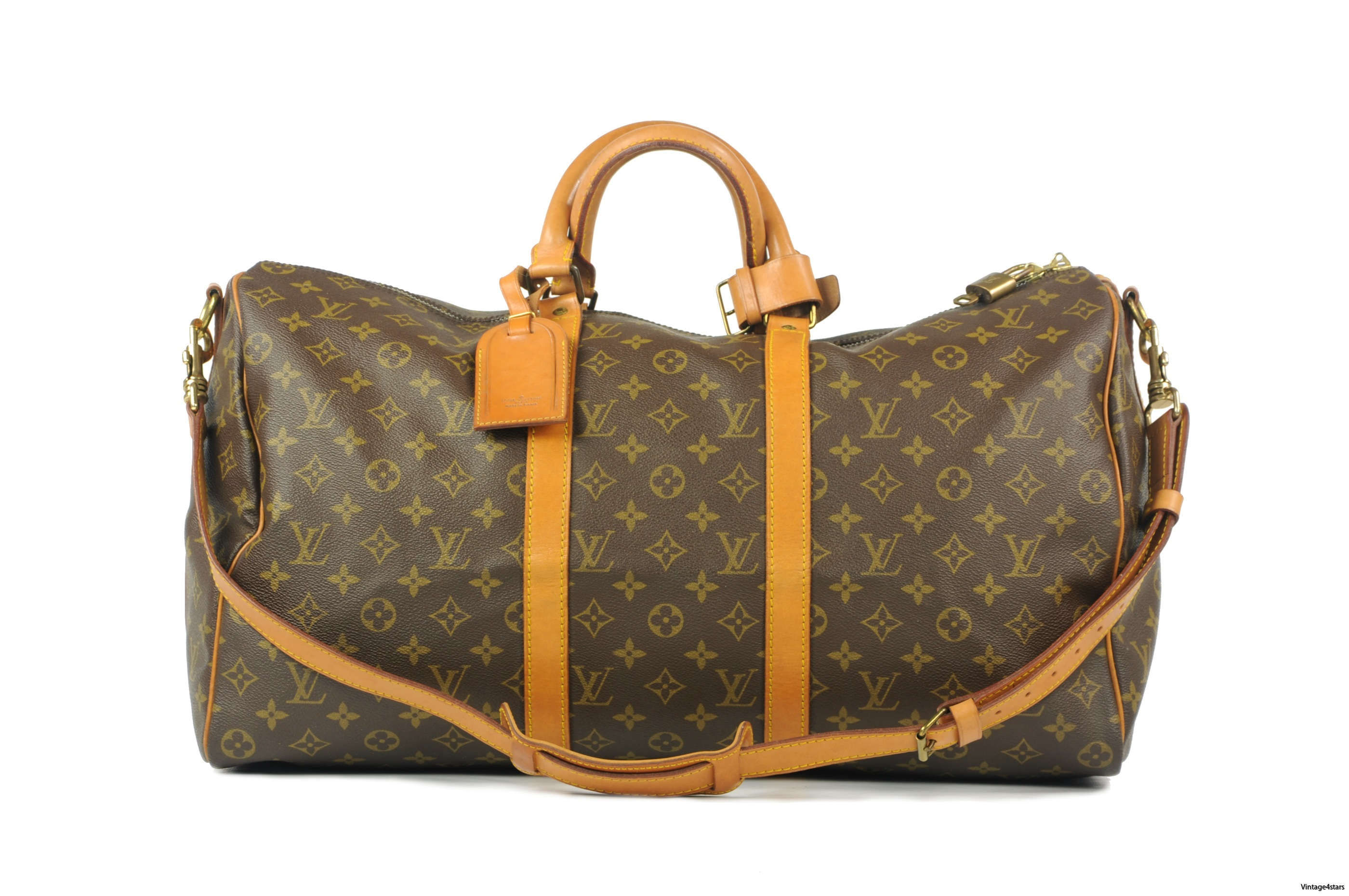 Louis Vuitton Keepall 50 Bandouliere 2