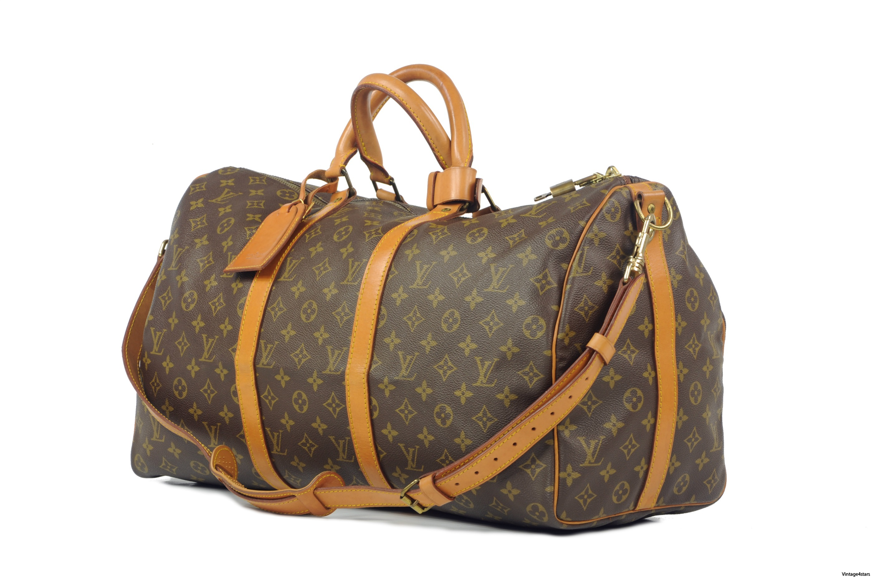 Louis Vuitton Keepall 50 Bandouliere 3