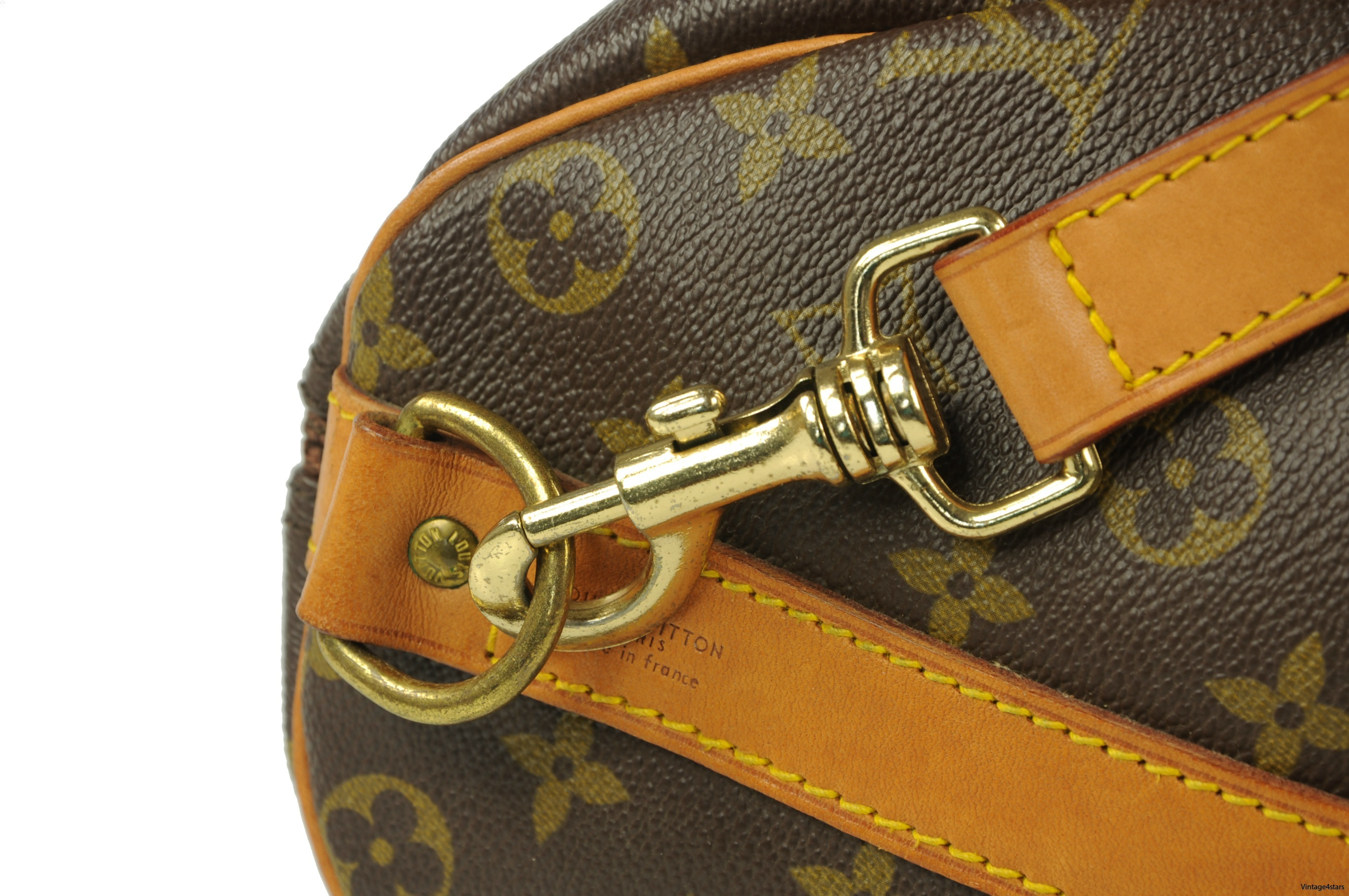 Louis Vuitton Keepall 50 Bandouliere 10