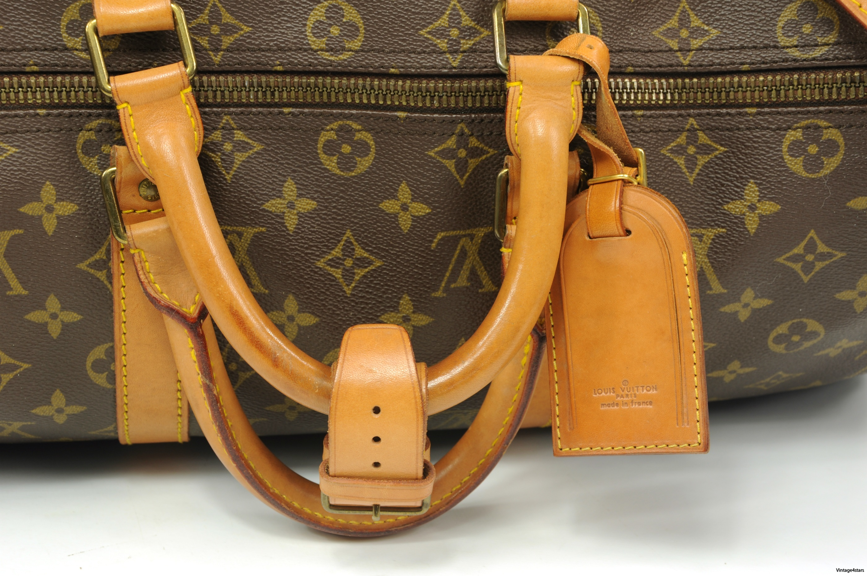 Louis Vuitton Keepall 50 Bandouliere 13