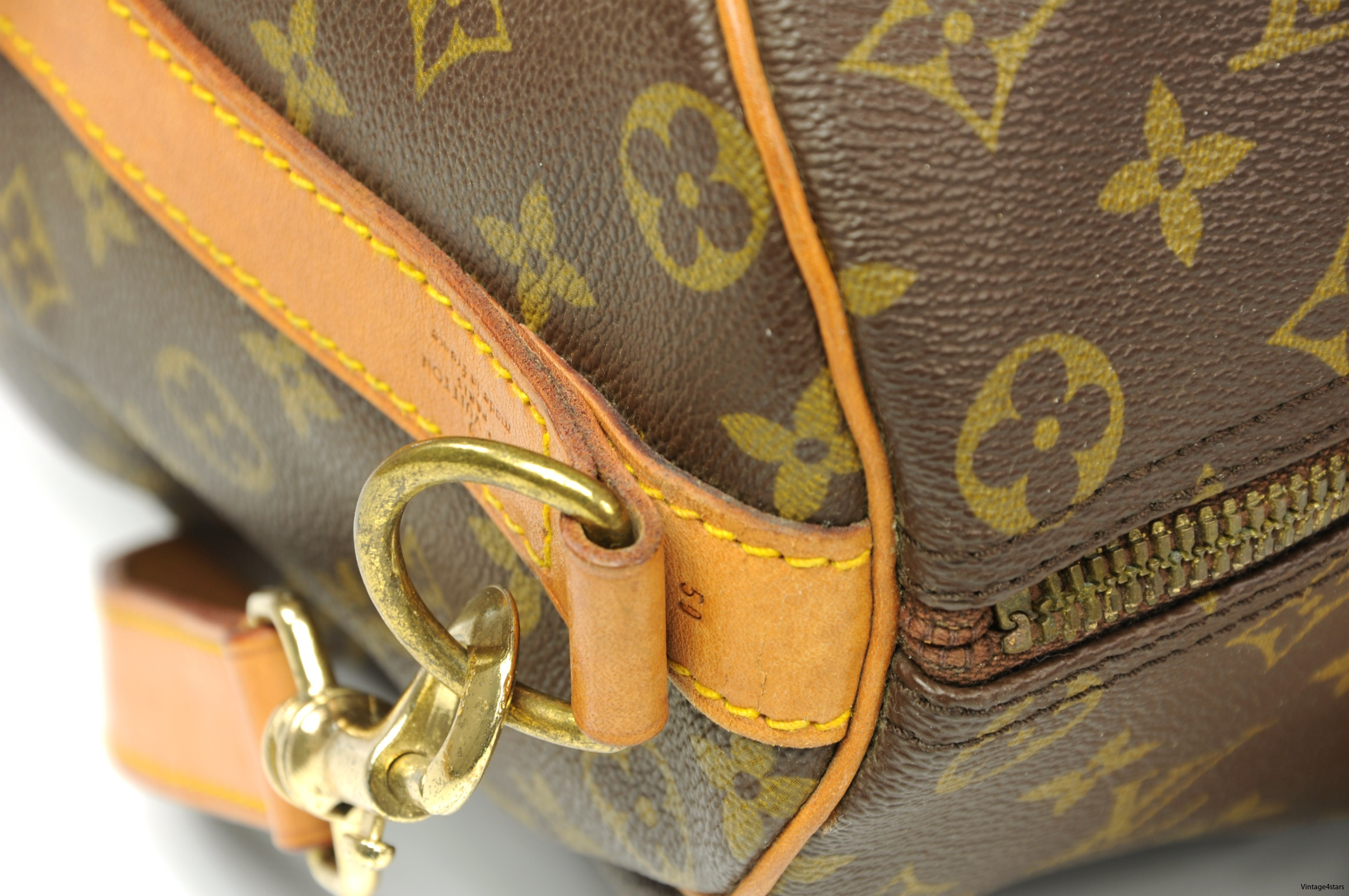 Louis Vuitton Keepall 50 Bandouliere 16