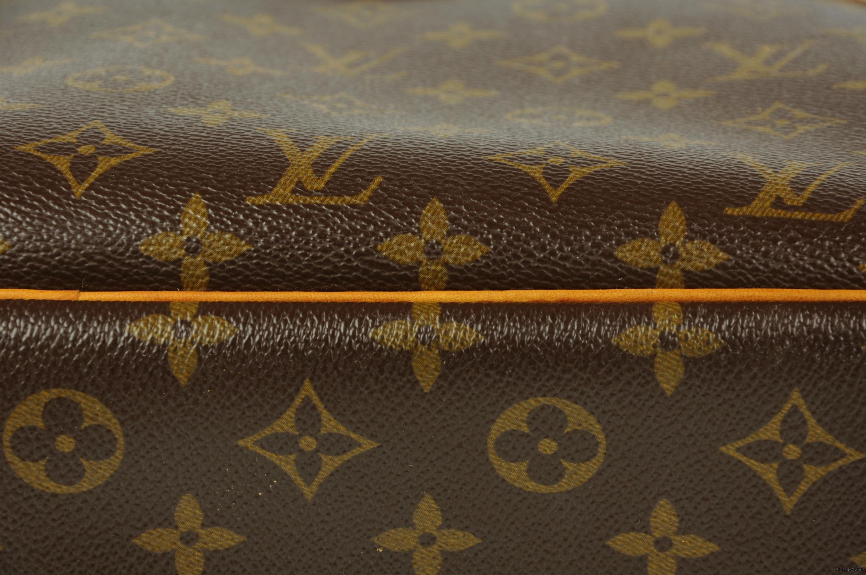 Louis Vuitton Deauville Monogram 4