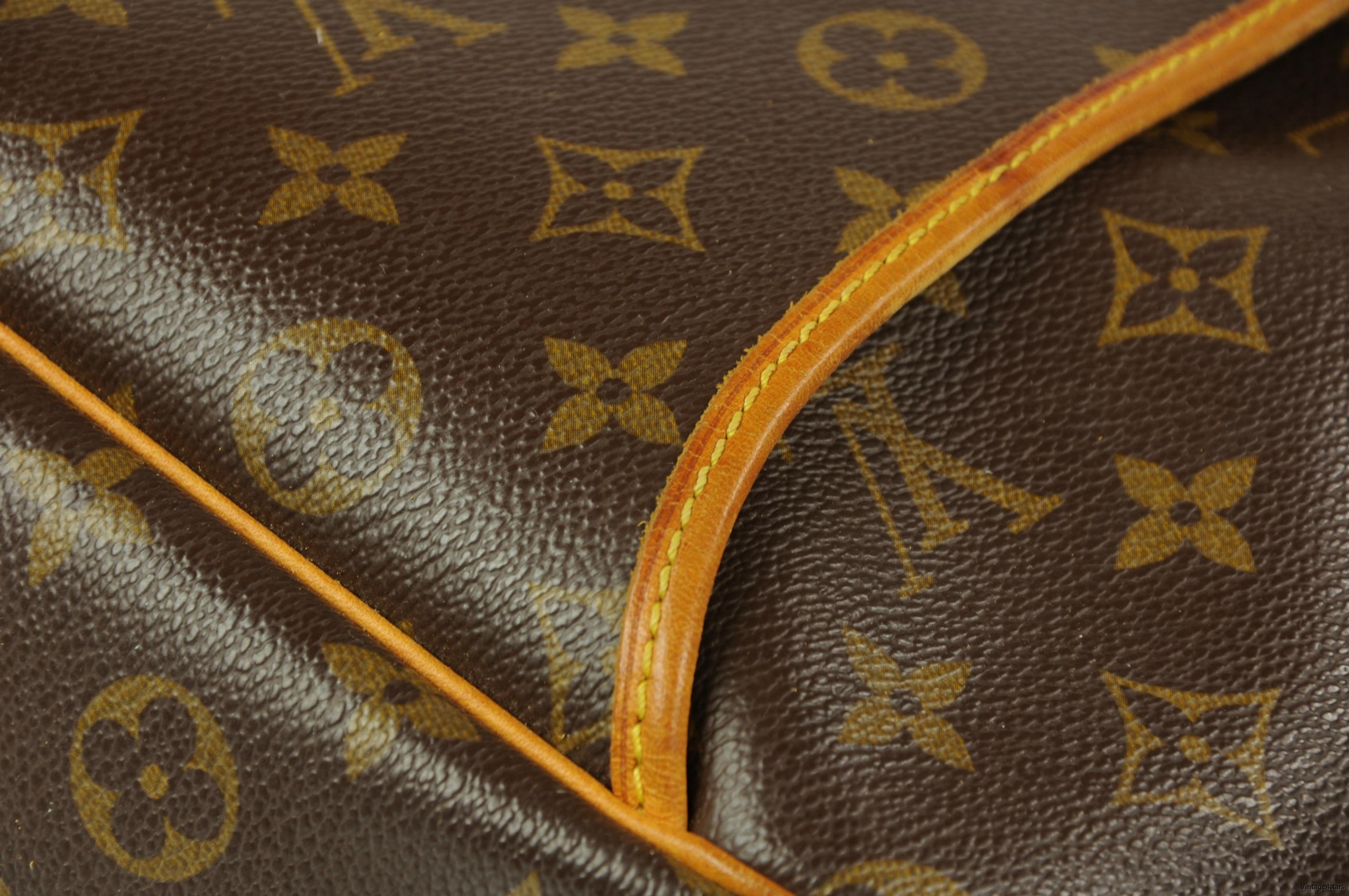 Louis Vuitton Deauville Monogram 6