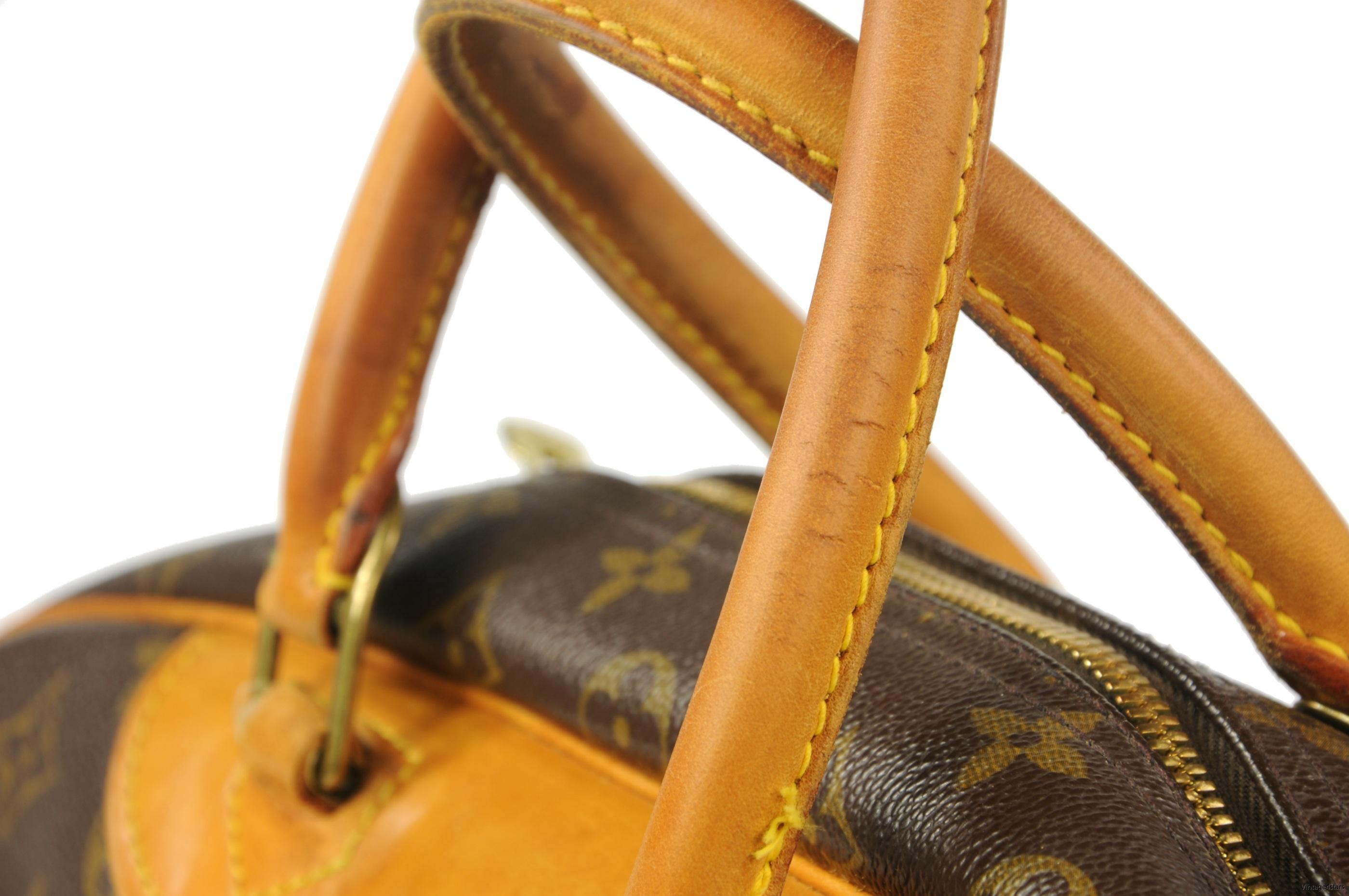 Louis Vuitton Deauville Monogram 8