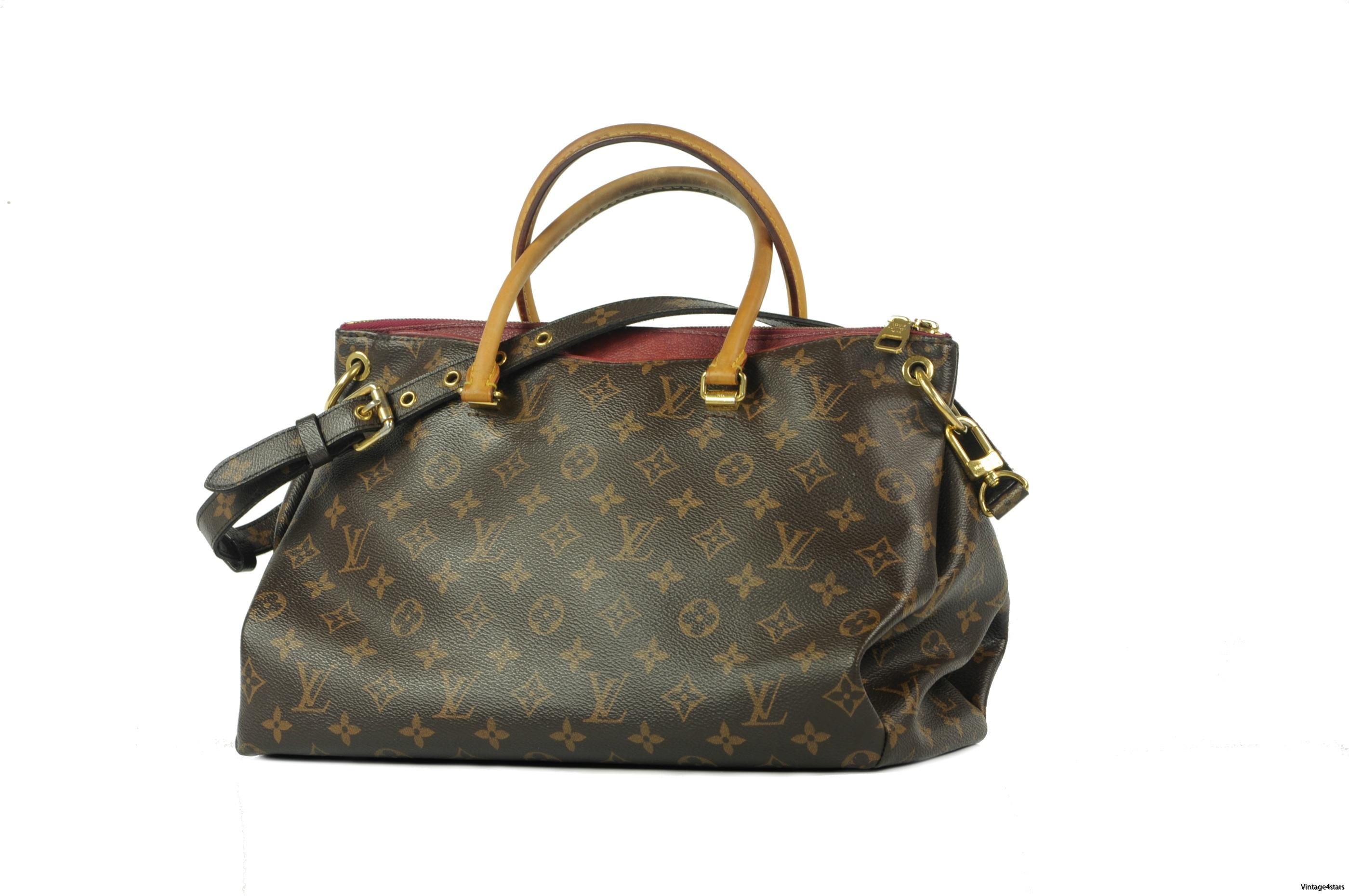 Louis Vuitton Pallas Aurore 1