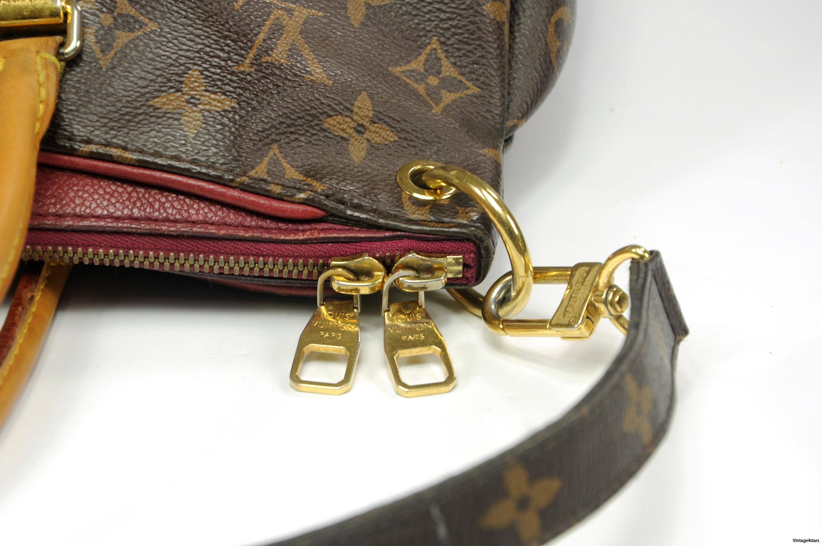 Louis Vuitton Pallas Aurore 3
