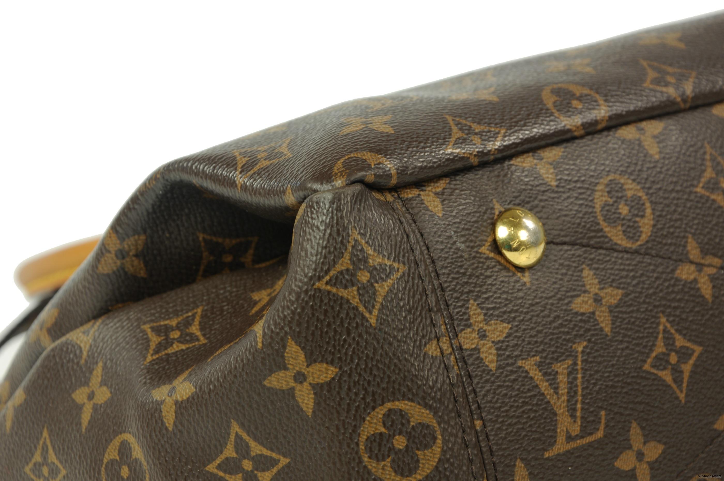 Louis Vuitton Pallas Aurore 4