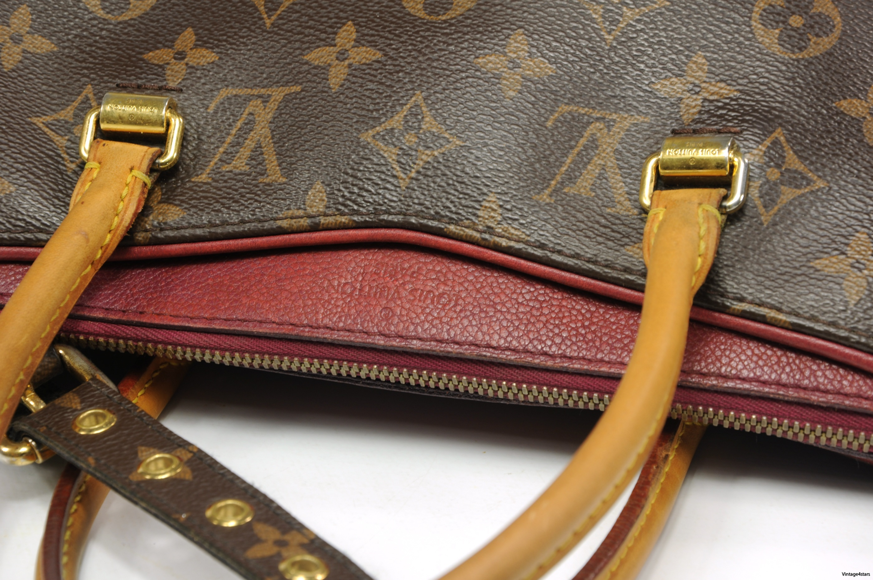 Louis Vuitton Pallas Aurore 5