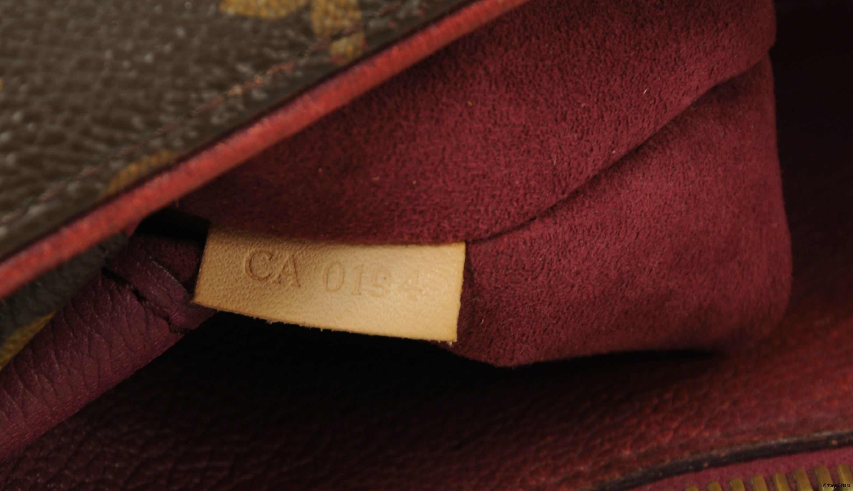 Louis Vuitton Pallas Aurore 11