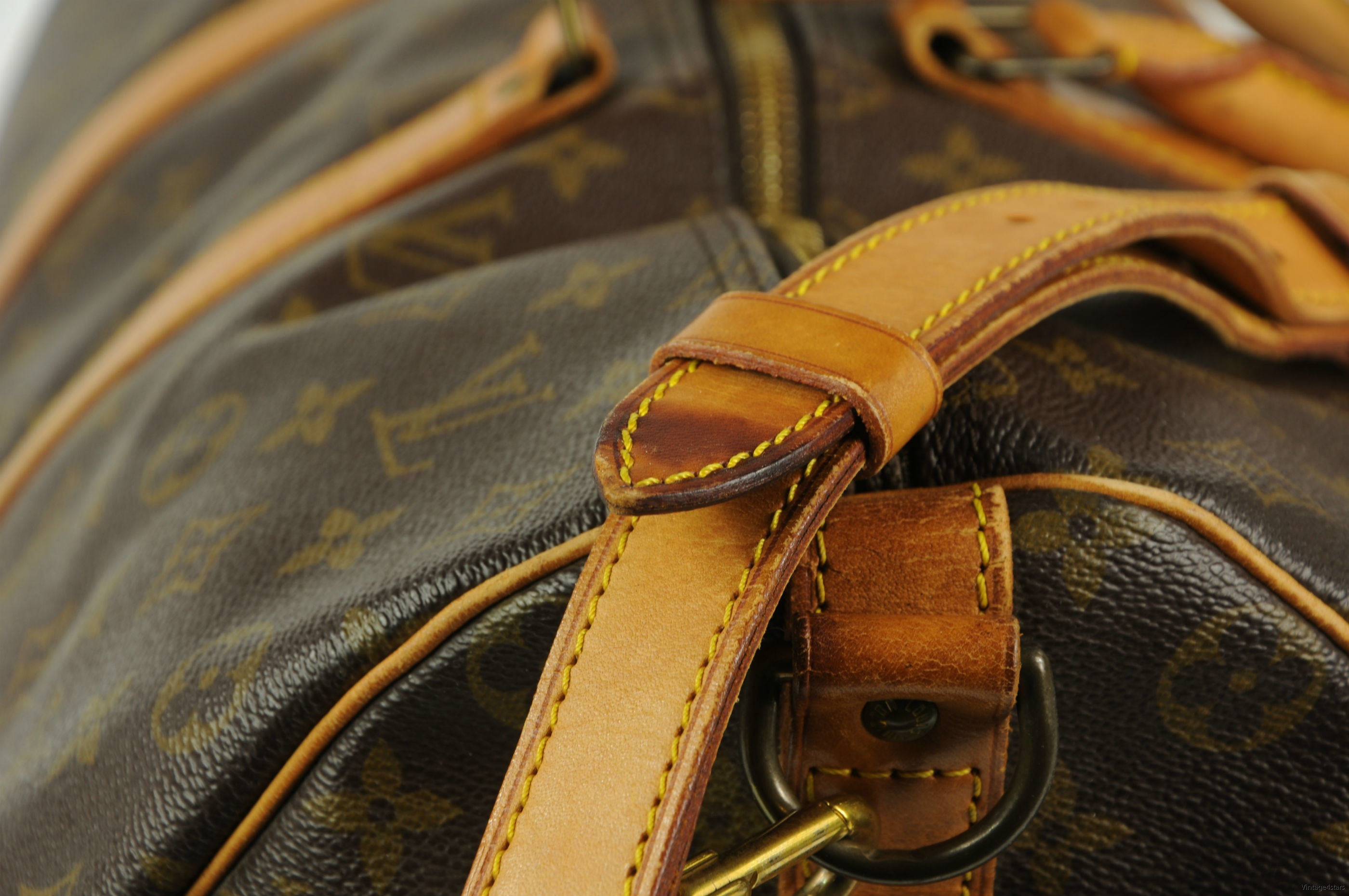 Louis Vuitton Keepall 50 8