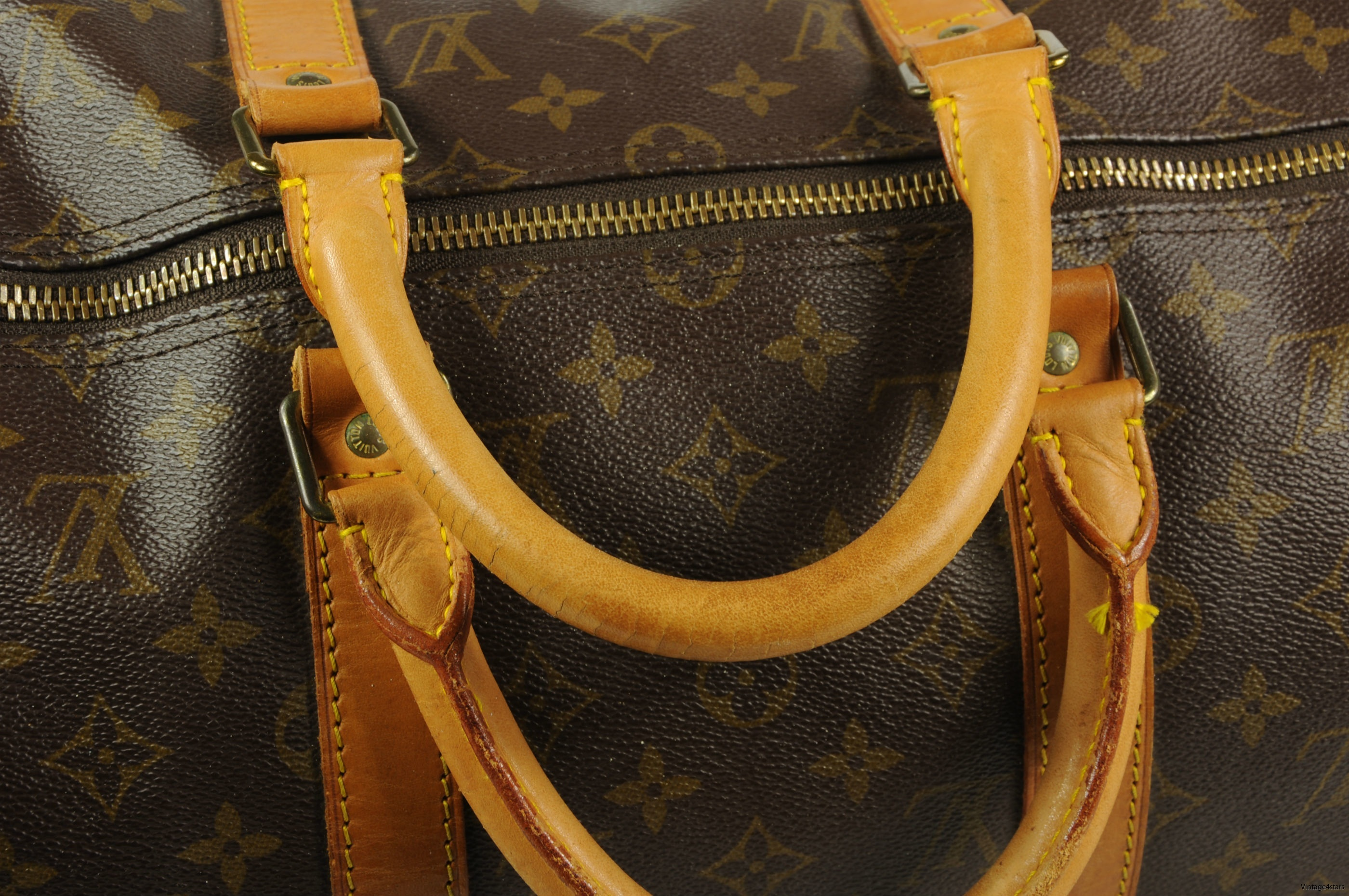 Louis Vuitton Keepall 50 9
