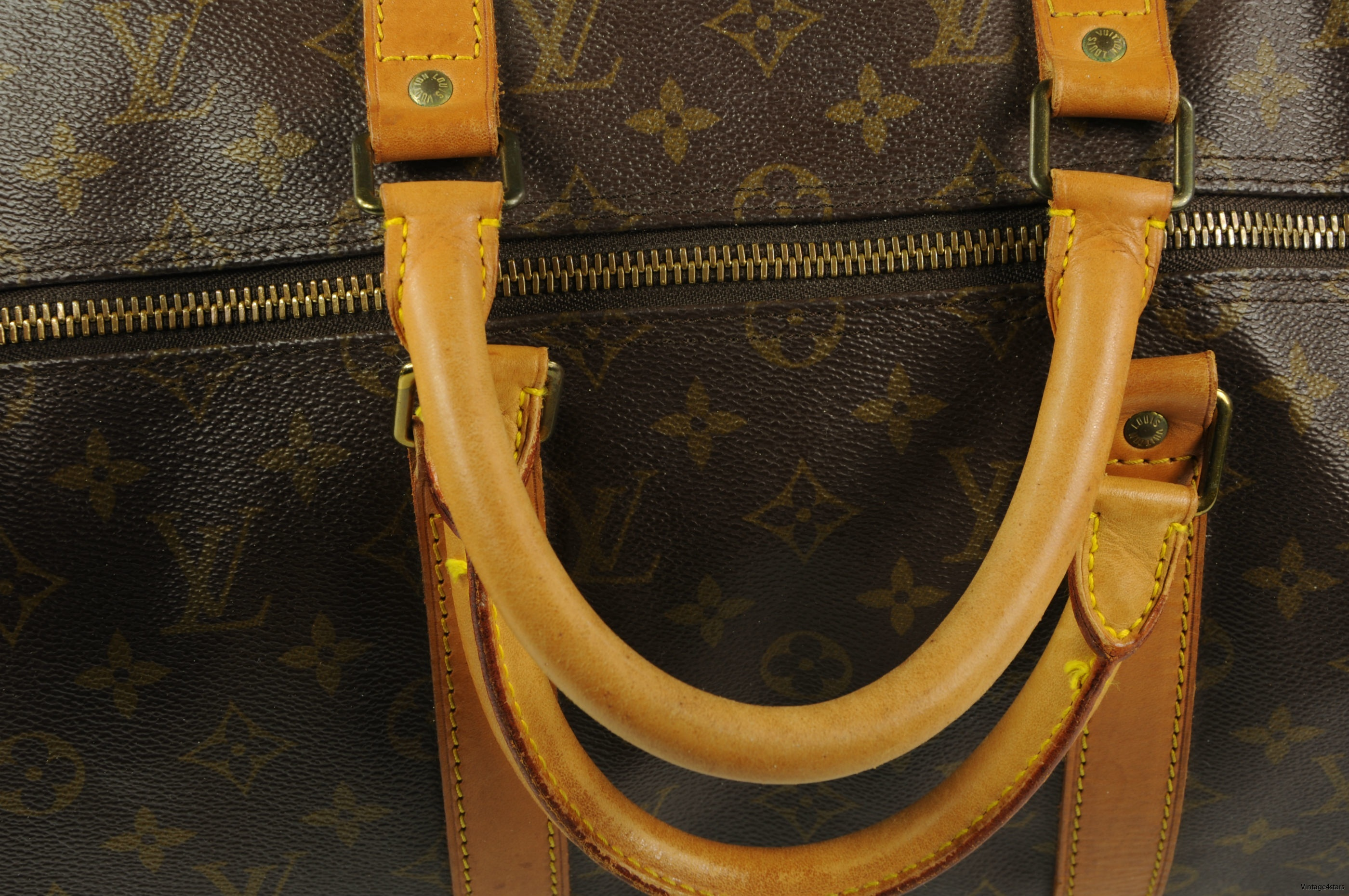 Louis Vuitton Keepall 50 10