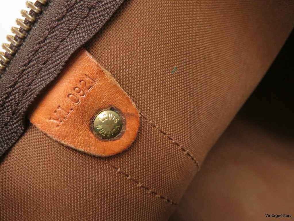 Louis Vuitton Keepall 50 13