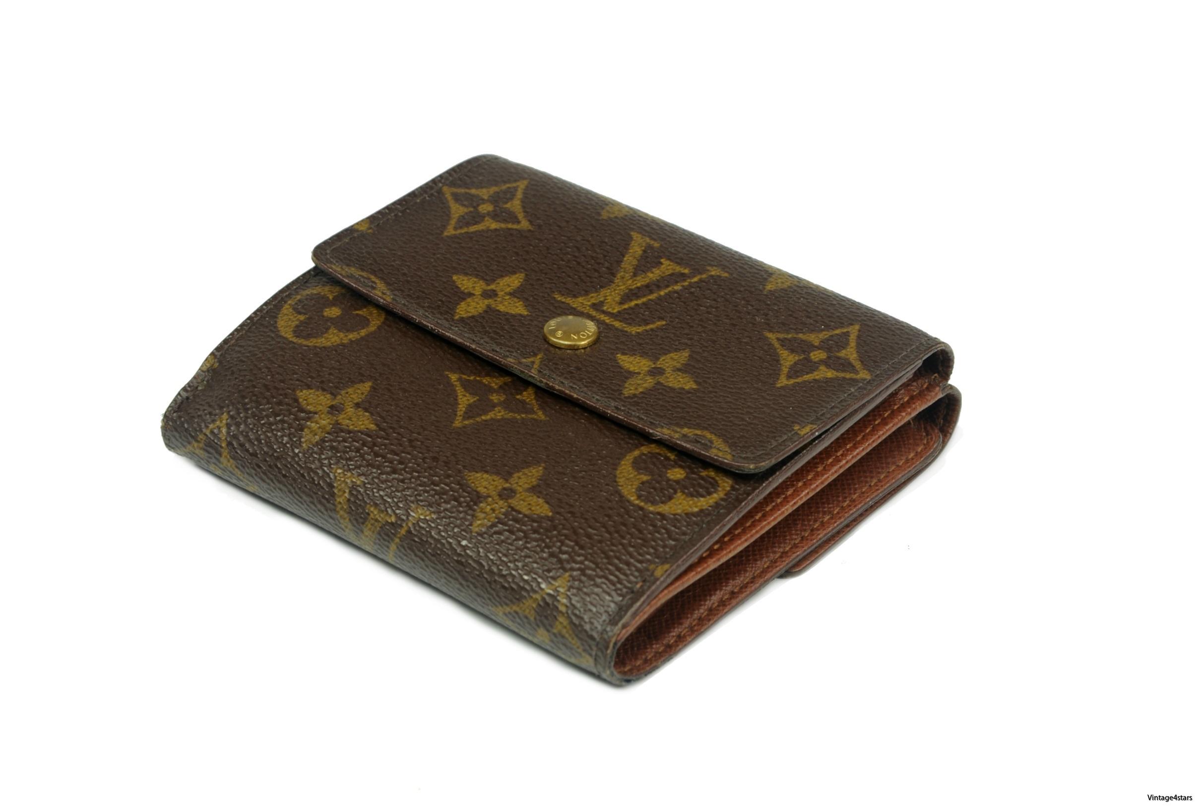 Louis Vuitton Portefeiulle Elise Trifold 2