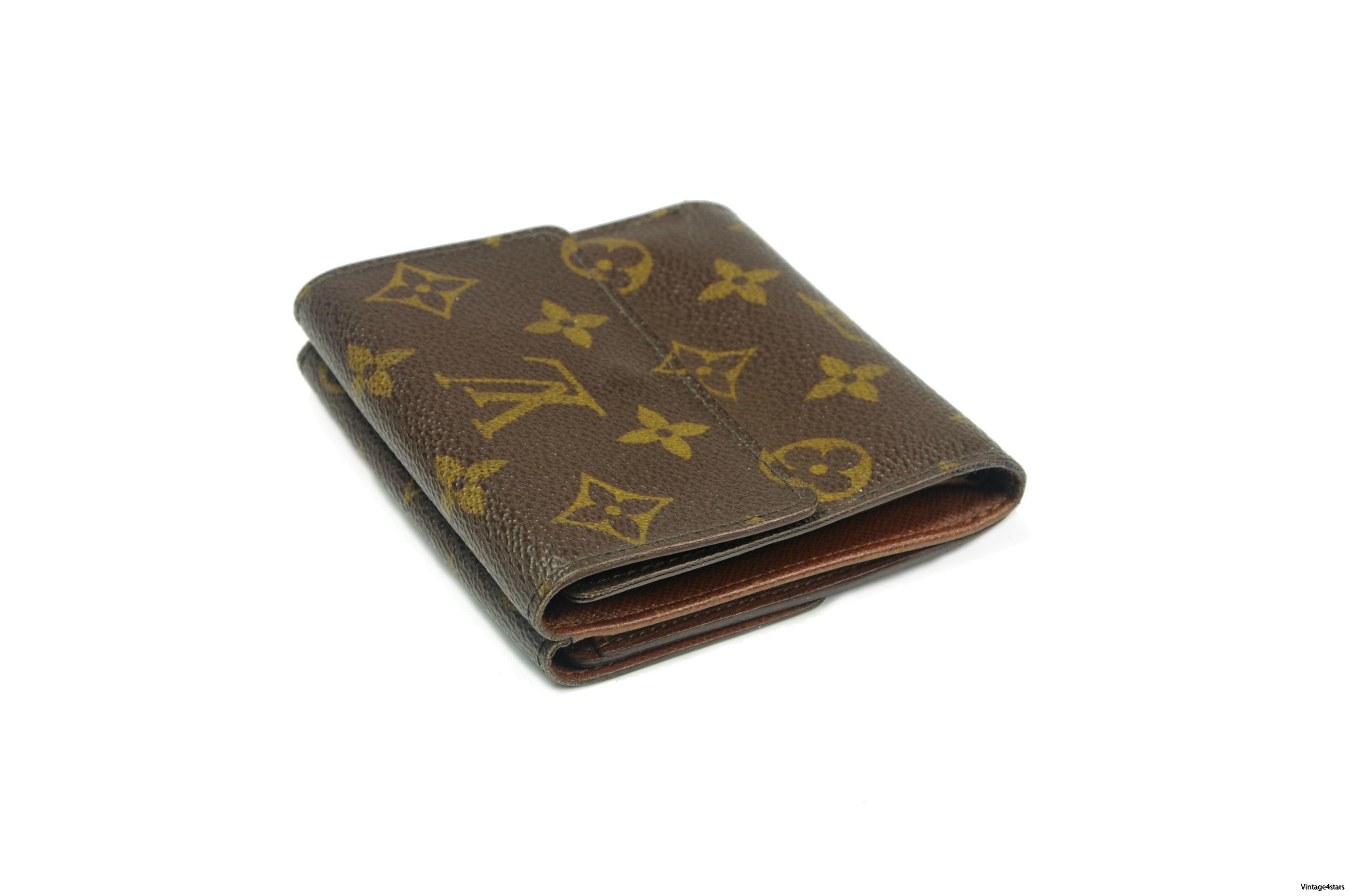 Louis Vuitton Portefeiulle Elise Trifold 1