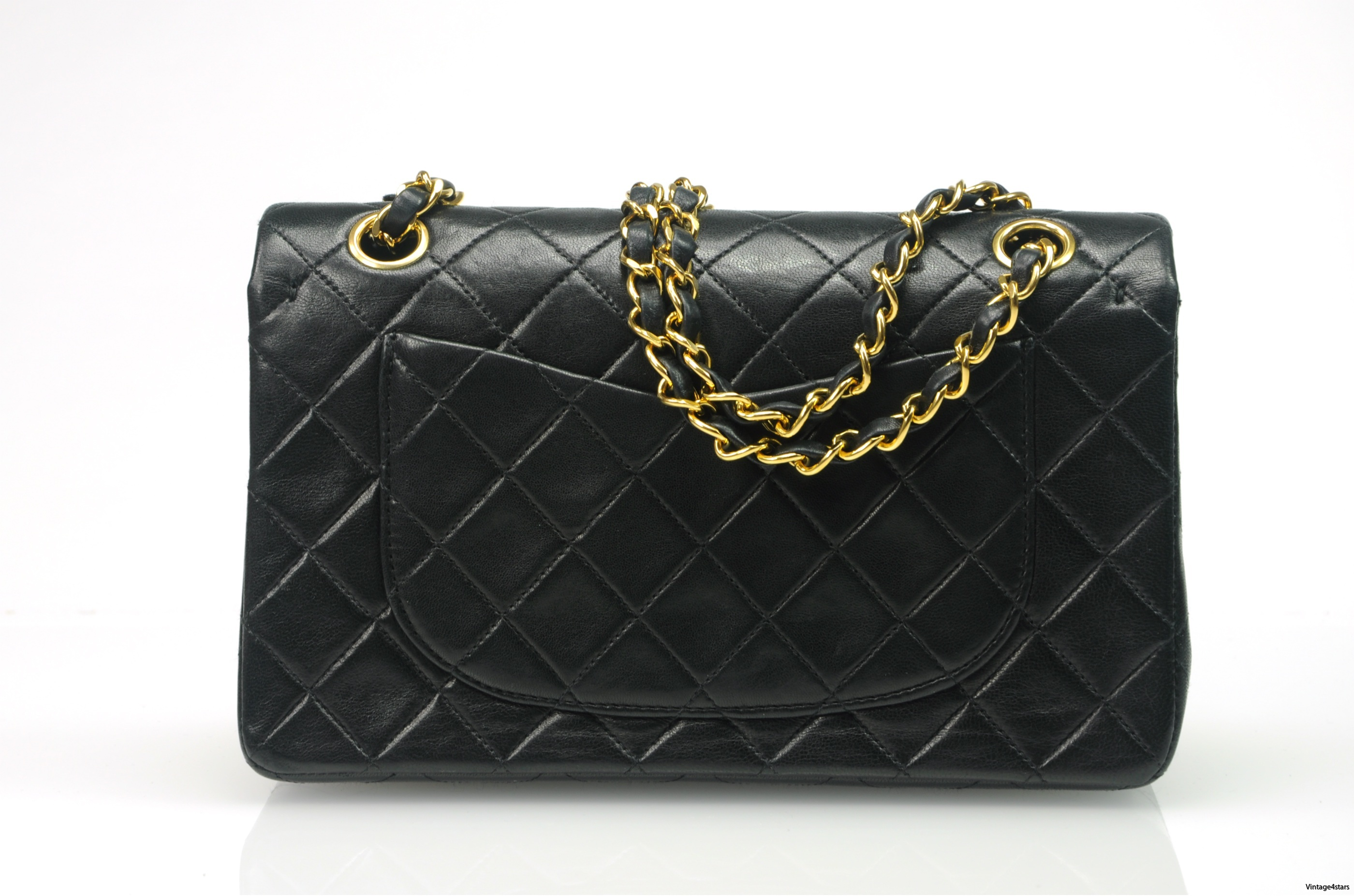 CHANEL Double Flap Small 22a