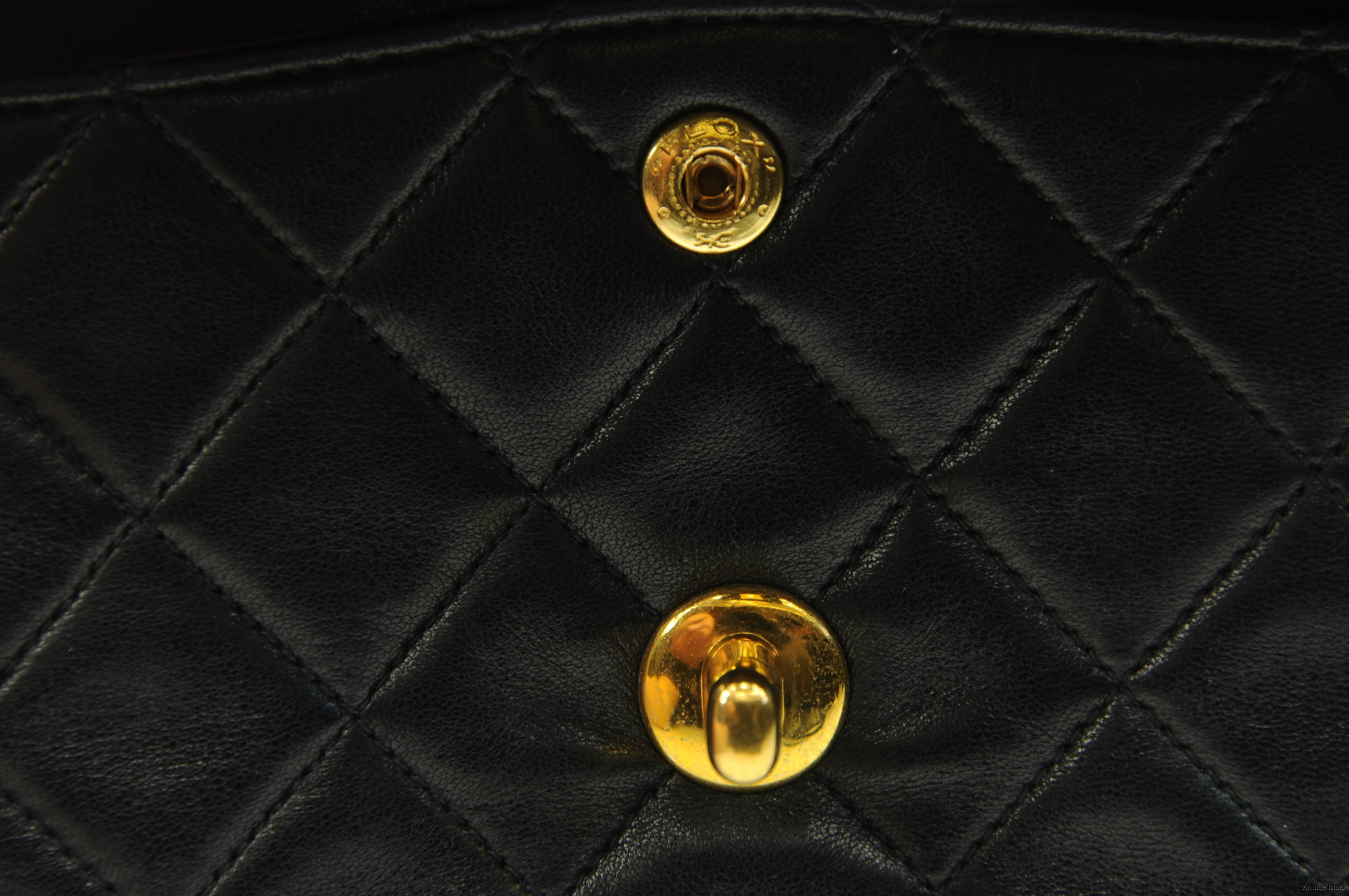 CHANEL Double Flap Small 31a