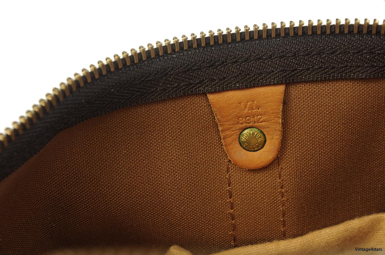 Louis Vuitton Keepall 55 10
