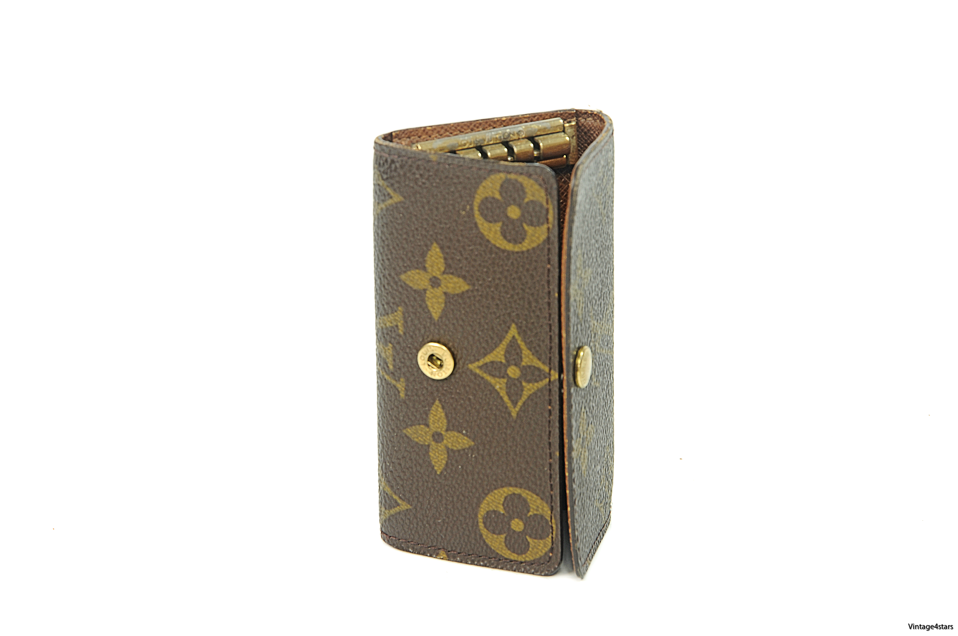 Louis Vuitton 4 Key Holder Monogram 3
