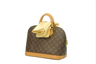 Louis Vuitton Alma PM Monogram - Louis Vuitton Alma PM Monogram