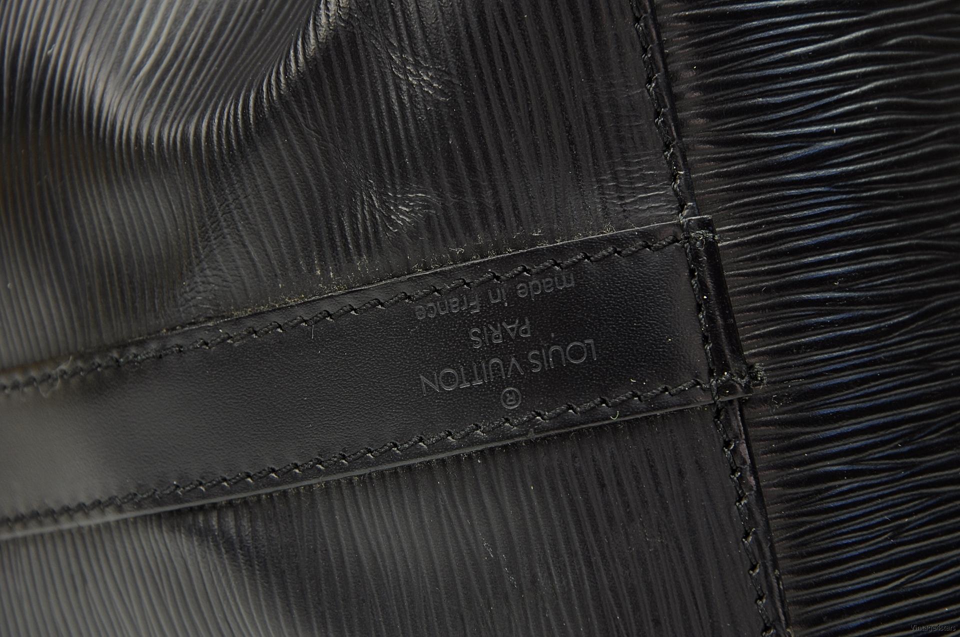 Louis Vuitton Petit Noe Epi 4