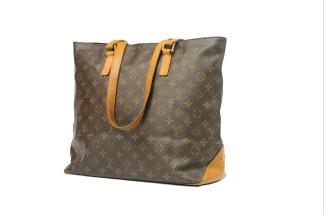 Louis Vuitton Cabas Mezzo Monogram - Louis Vuitton Cabas Mezzo Monogram