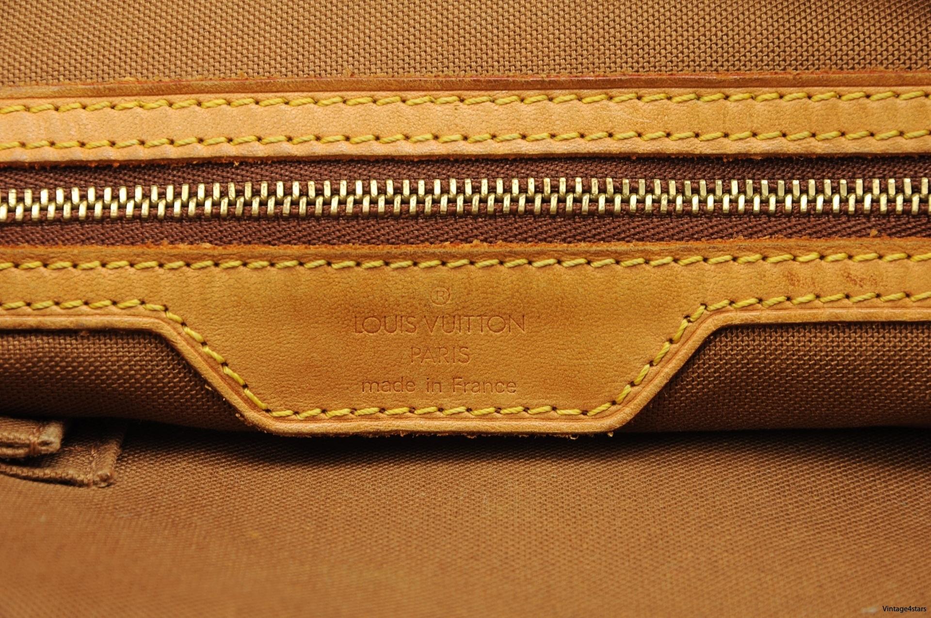 Louis Vuitton Cabas Mezzo 8
