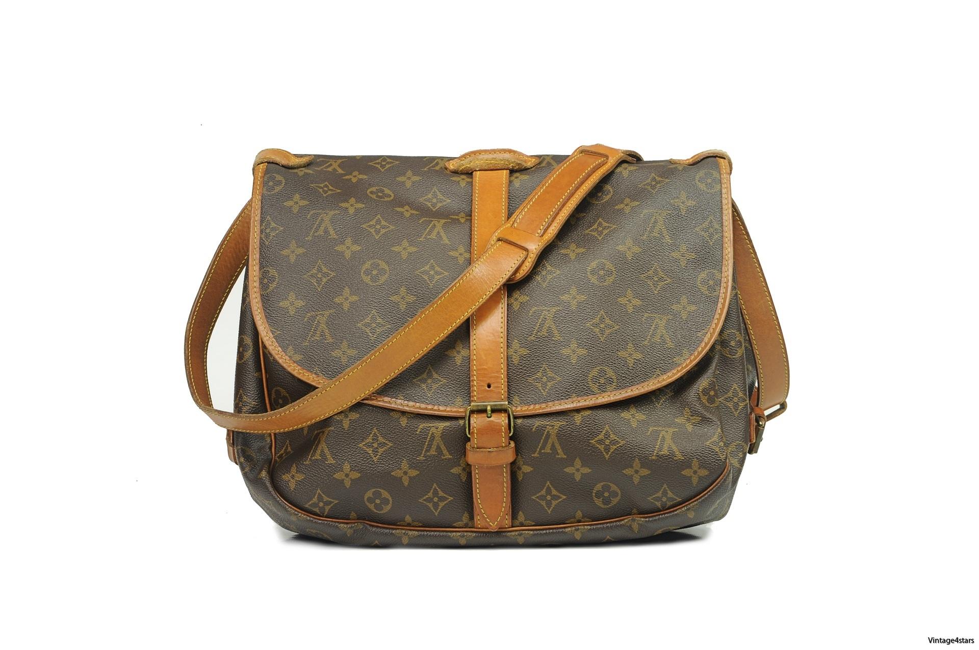 Louis Vuitton Saumur 35 1