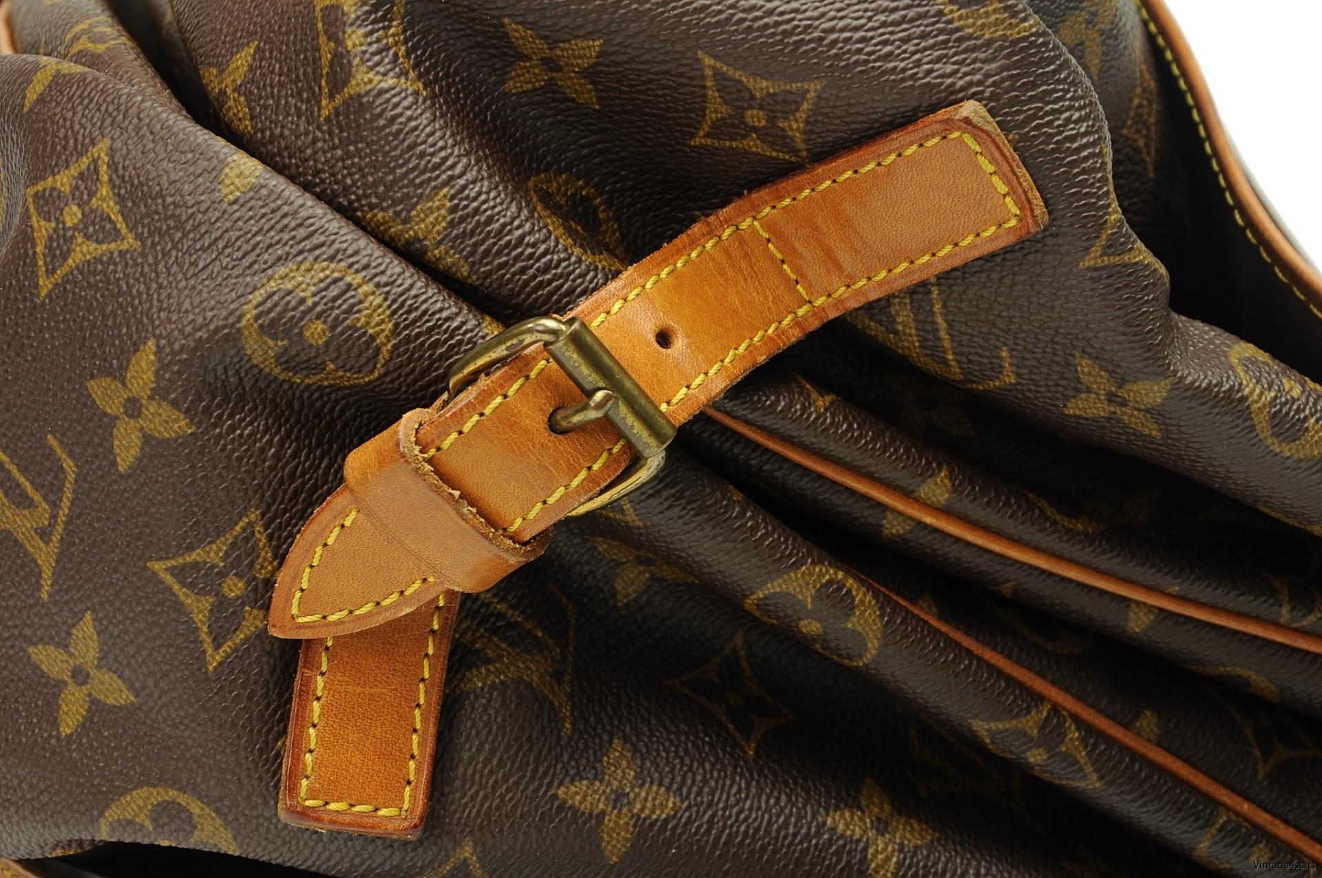 Louis Vuitton Saumur 35 7