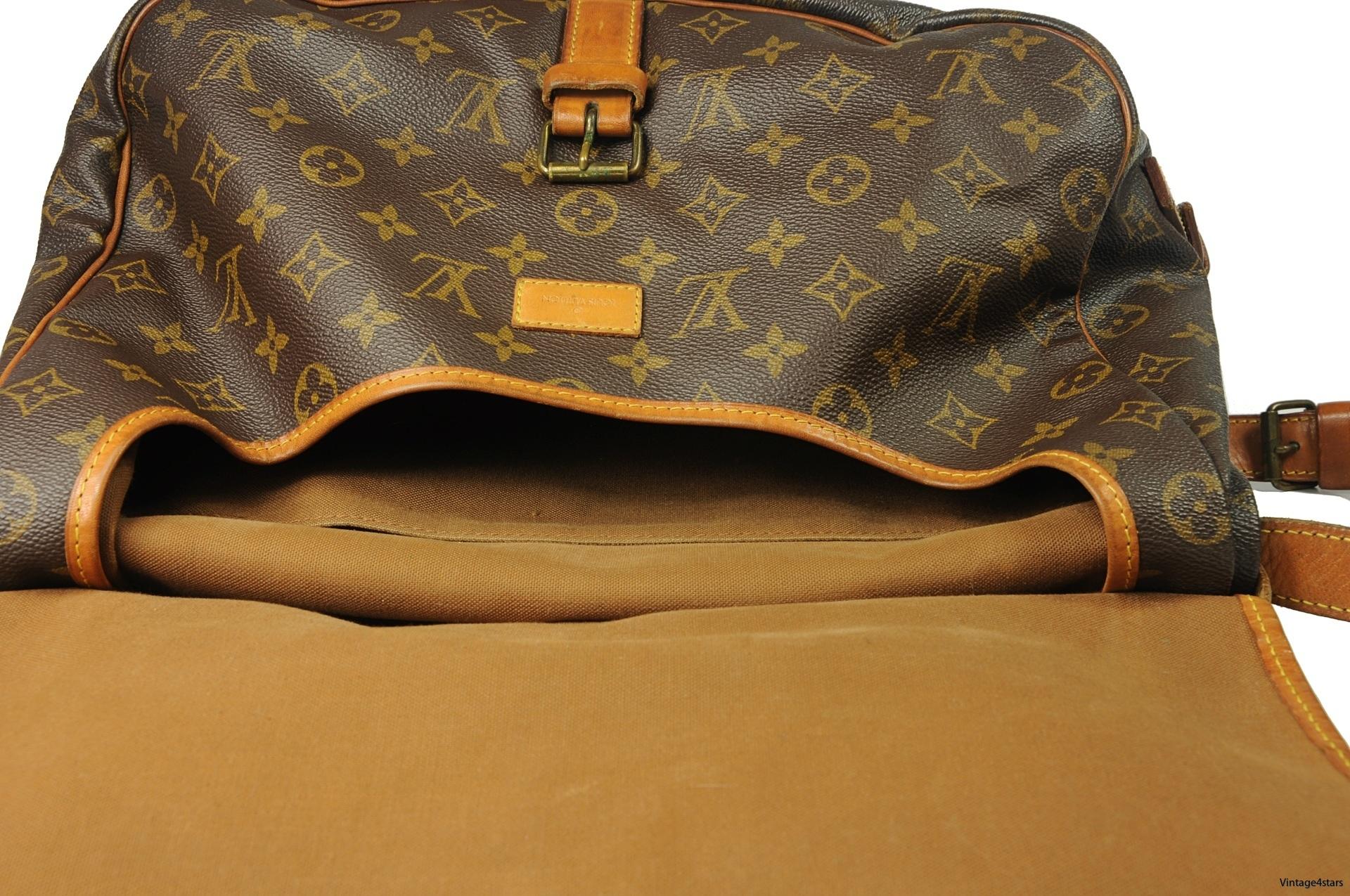 Louis Vuitton Saumur 35 11