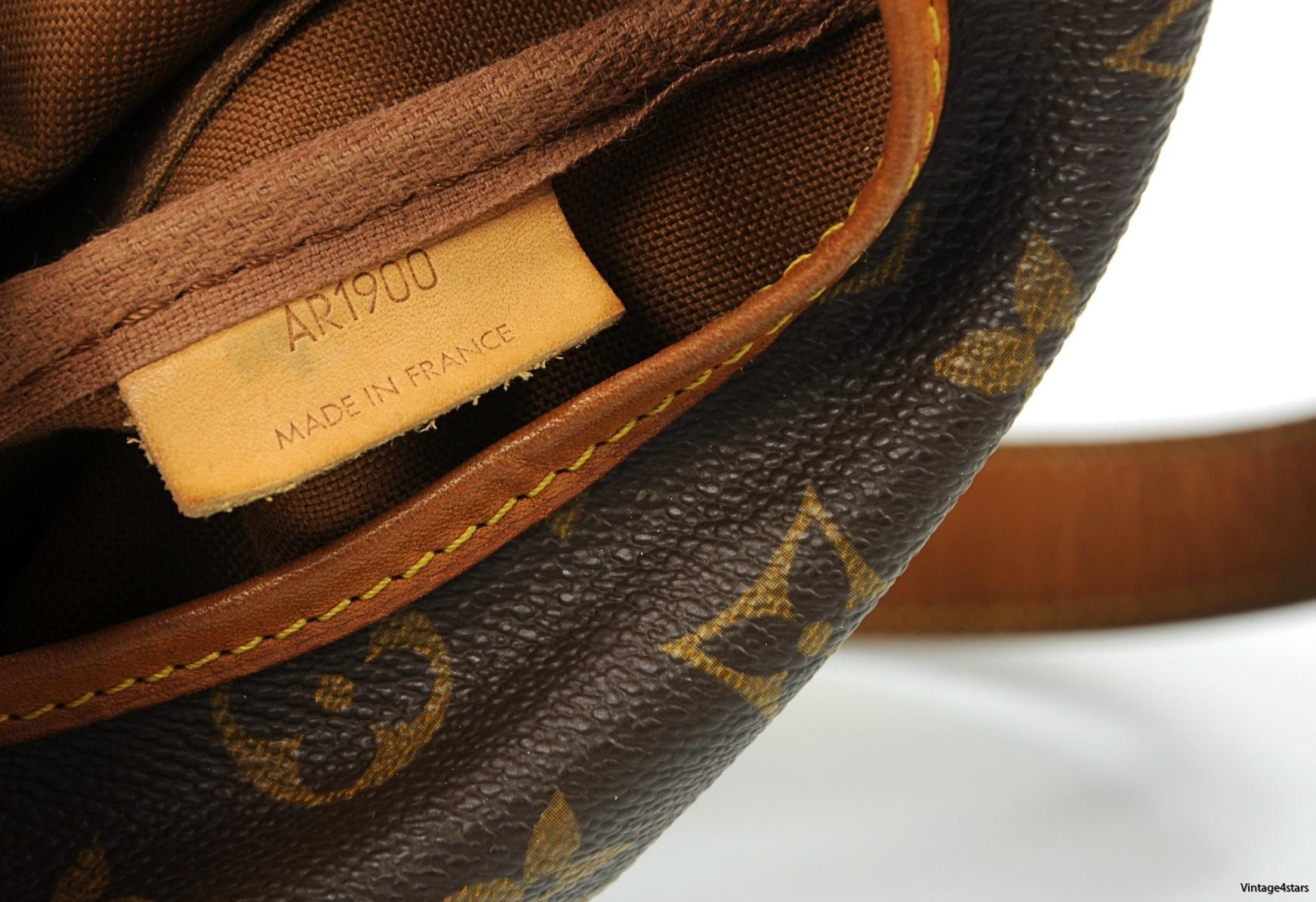 Louis Vuitton Saumur 35 13