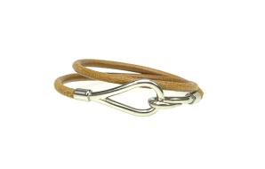 HERMÈS Jumbo Hook Bracelet