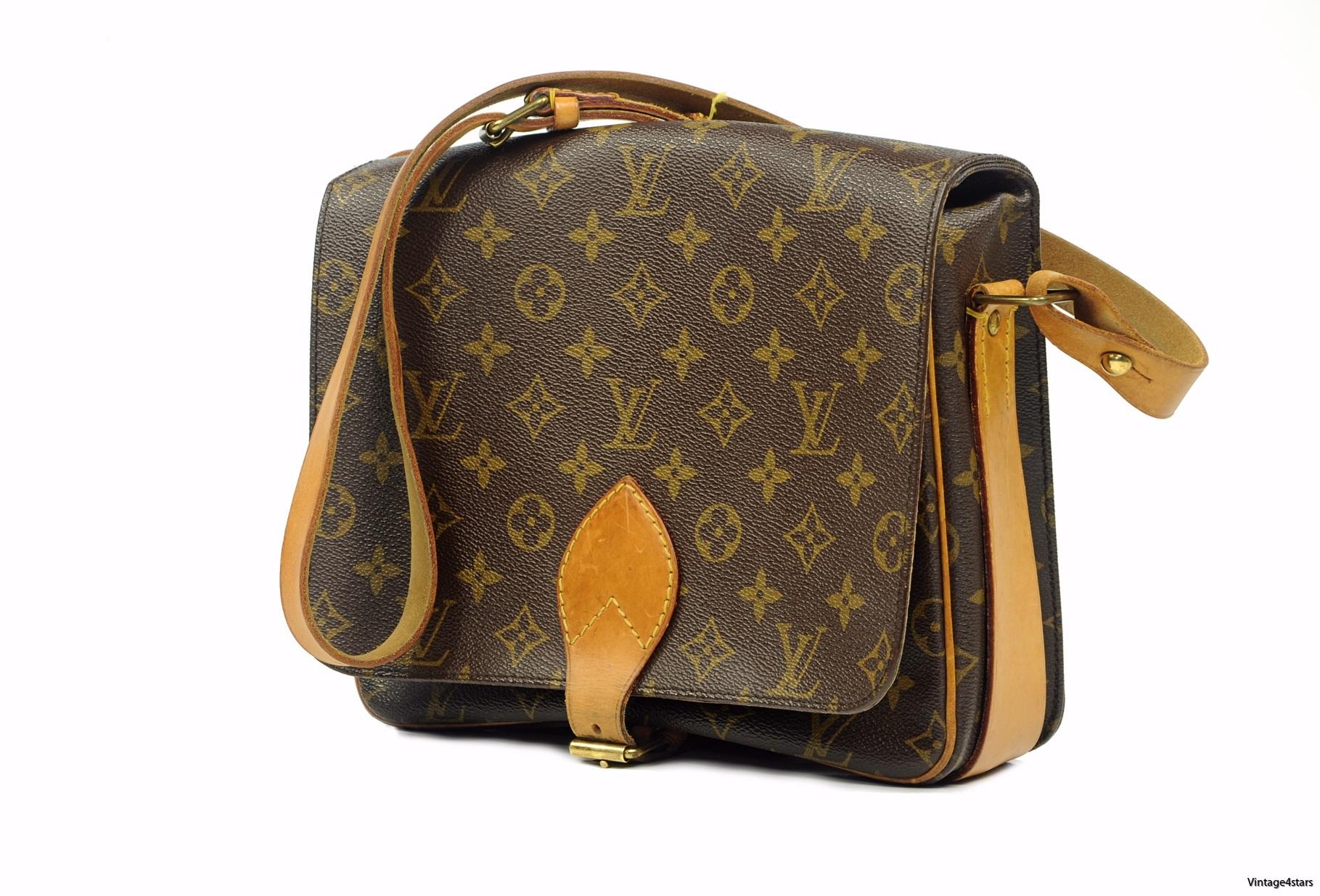 Louis Vuitton Cartouchiere GM 1-2
