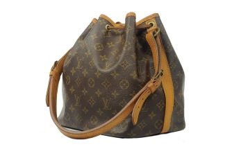 Louis Vuitton Petit Noé - Louis Vuitton Petit Noé Monogram