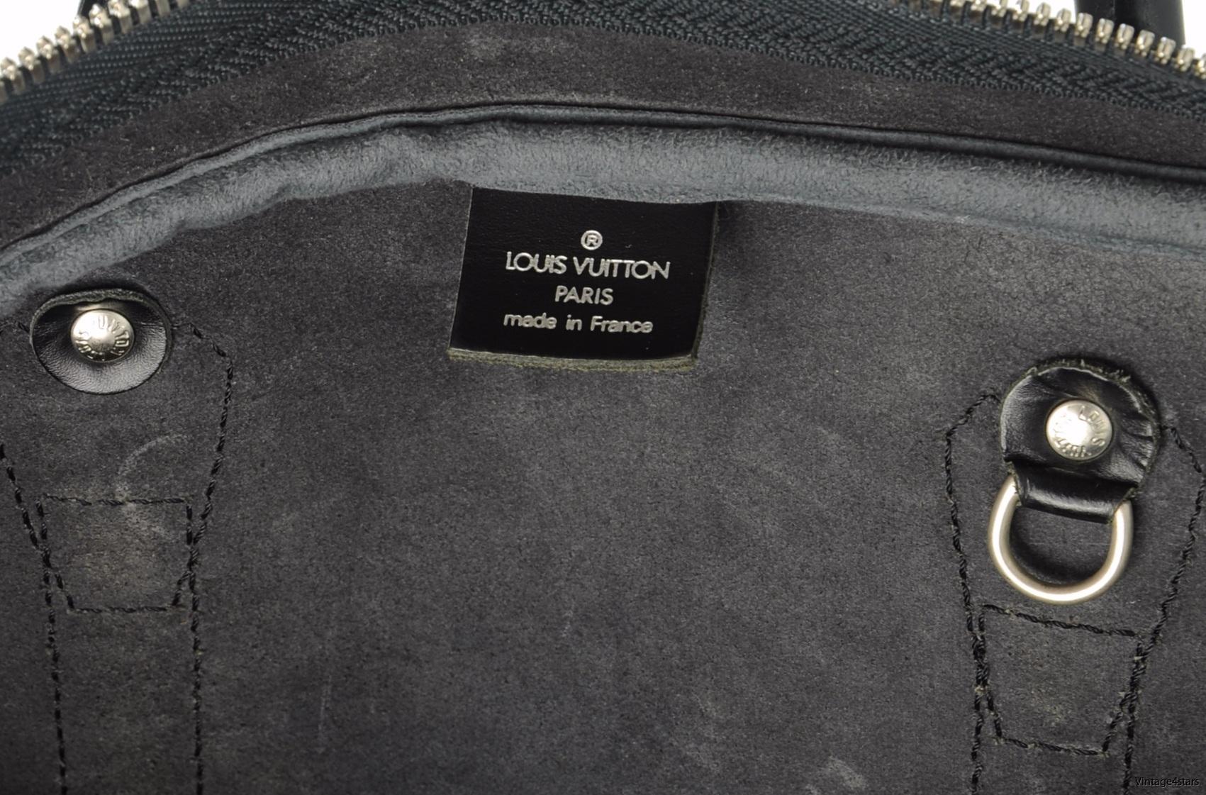 Louis Vuitton Kendall GM Ardoise 9
