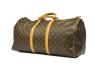 Louis Vuitton Keepall 55 - Louis Vuitton Keepall 55 Monogram