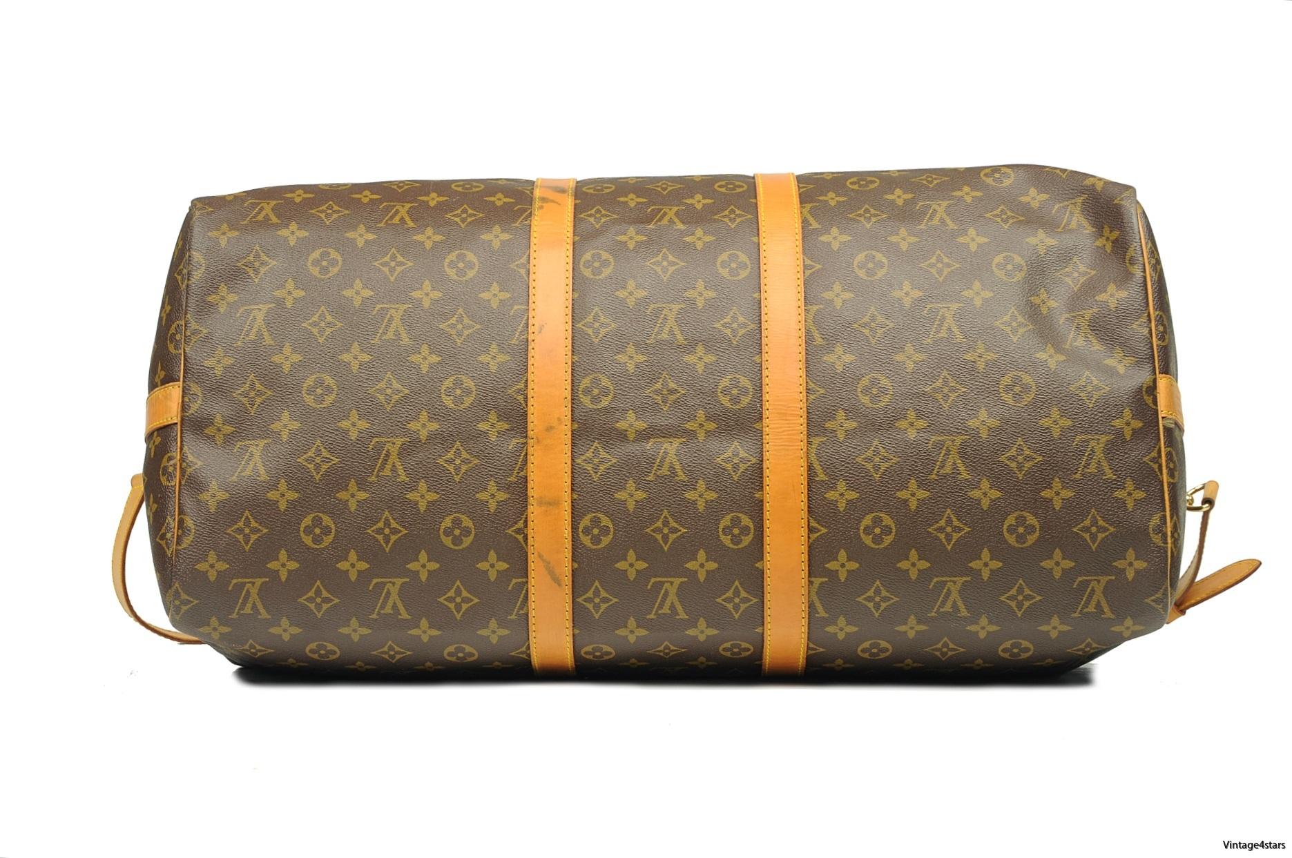 Louis Vuitton Keepall 55 Band 3a