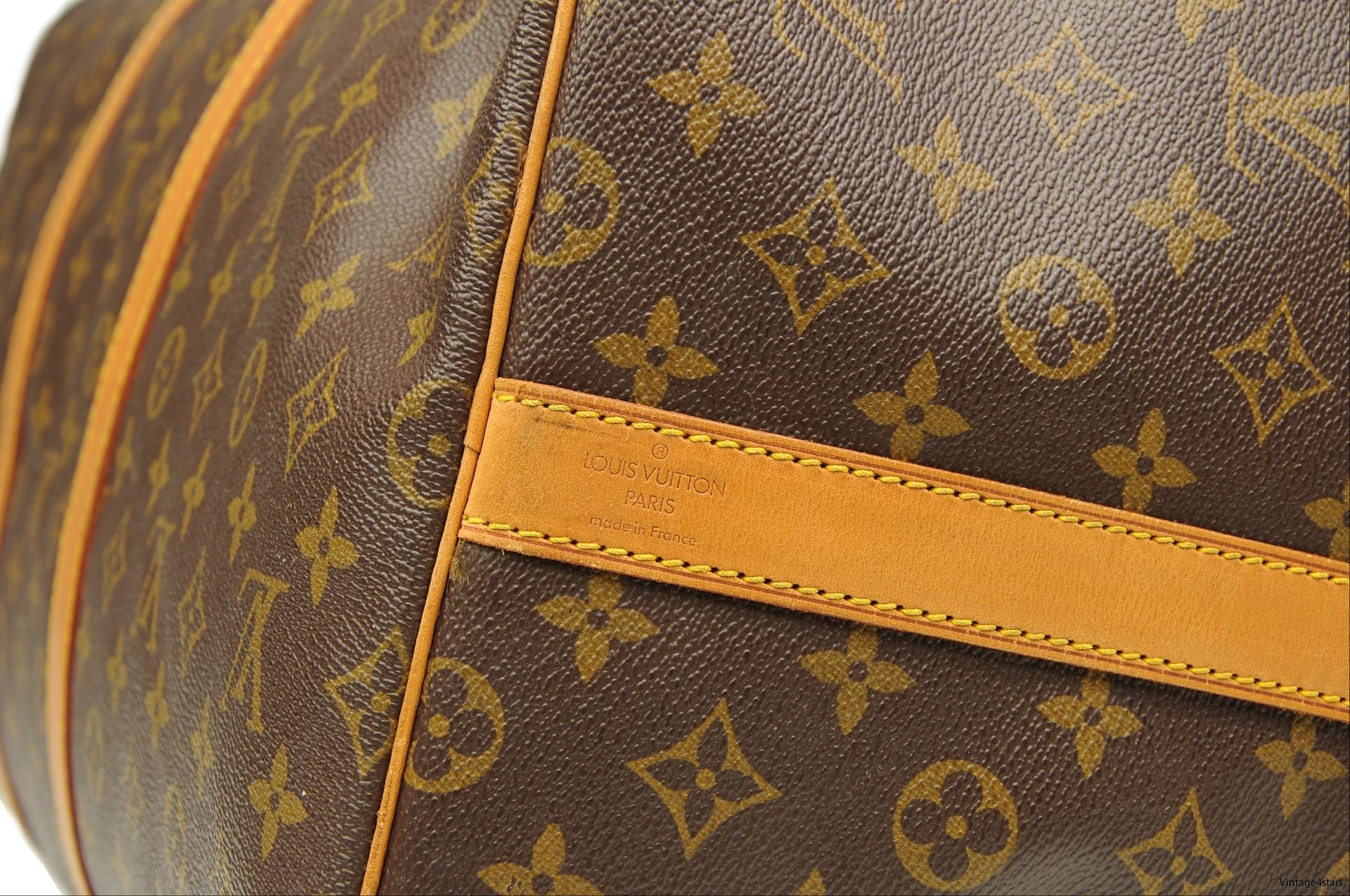 Louis Vuitton Keepall 55 Band 4a